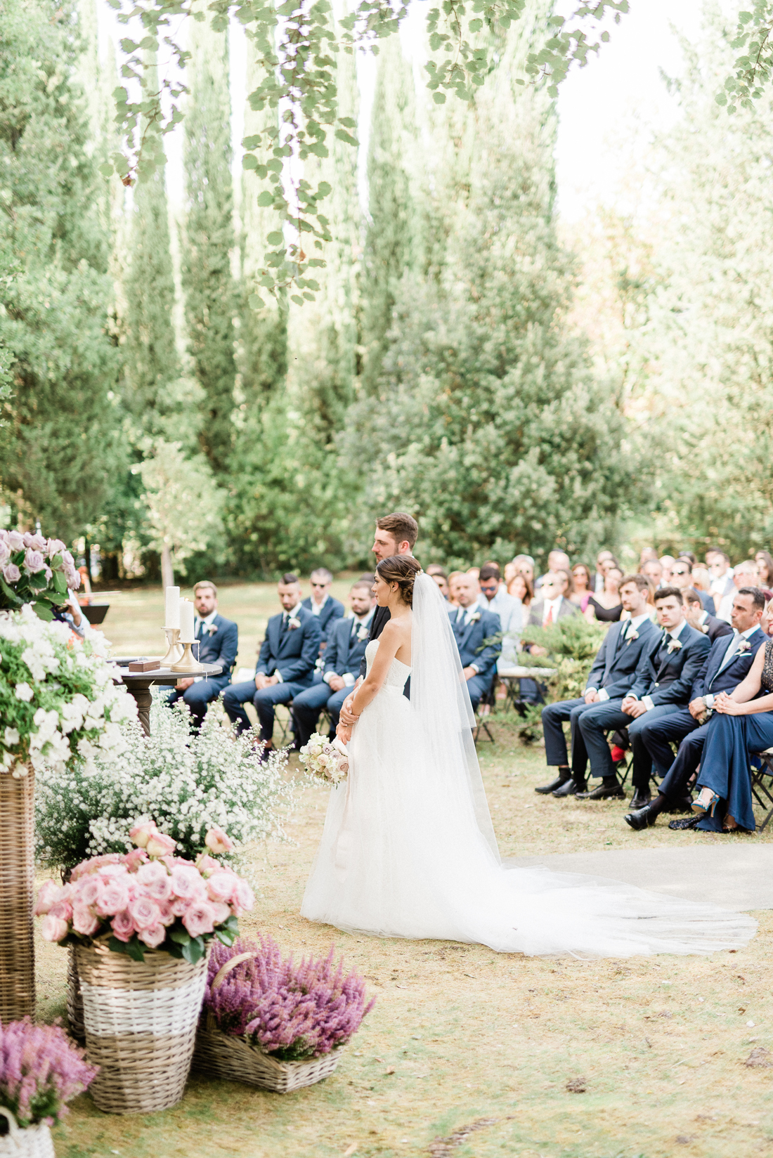 What's the Ideal Ceremony Start Time for a Summer Wedding?