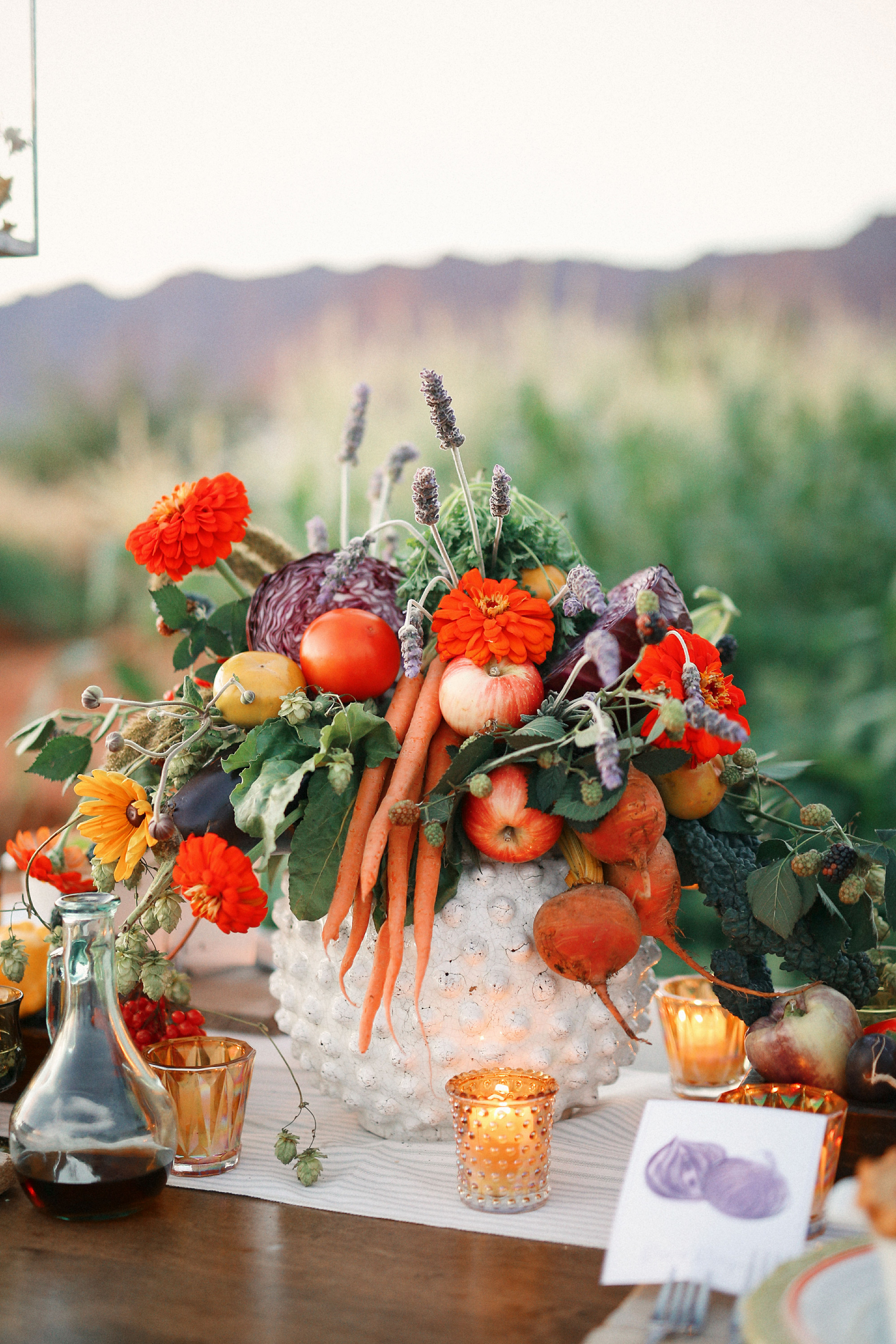 How to Plan the Perfect Farm-to-Table Wedding Menu