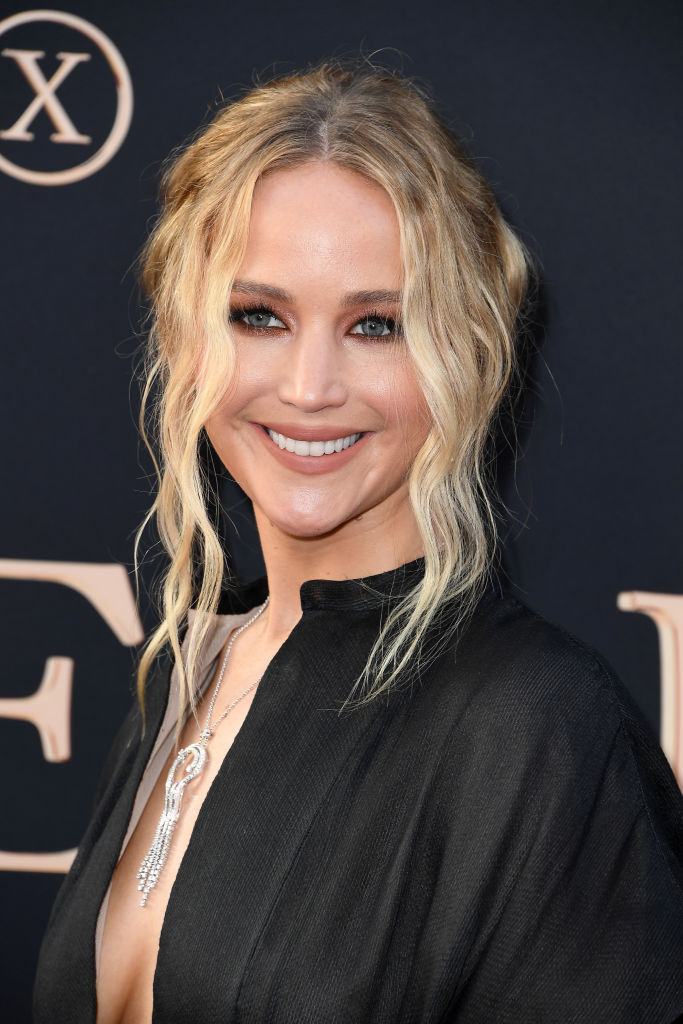Jennifer Lawrence Revealed That She's Already Had a Bridezilla Moment
