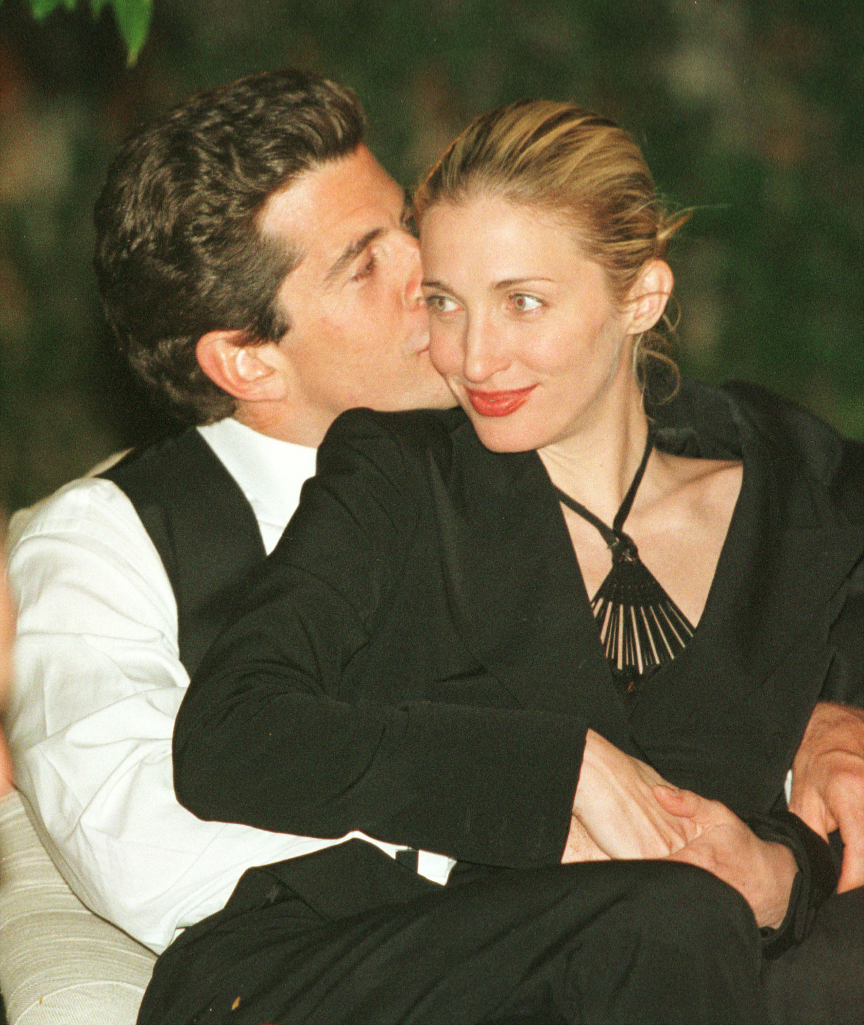 Never-Before-Seen Footage from John F. Kennedy Jr. and Carolyn Bessette's 1996 Wedding Has Been Released