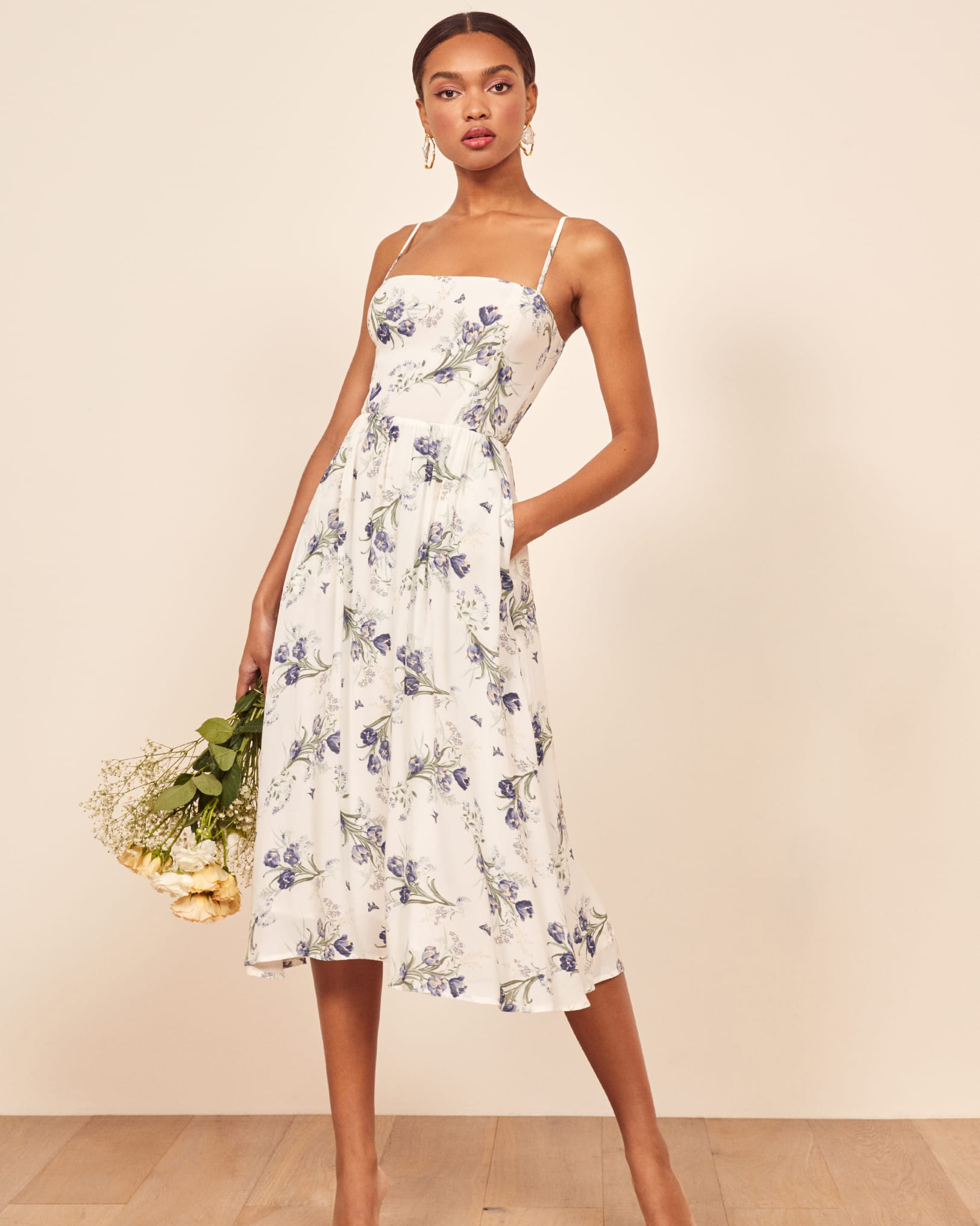 "Reformation ""Rosehip"" Dress"