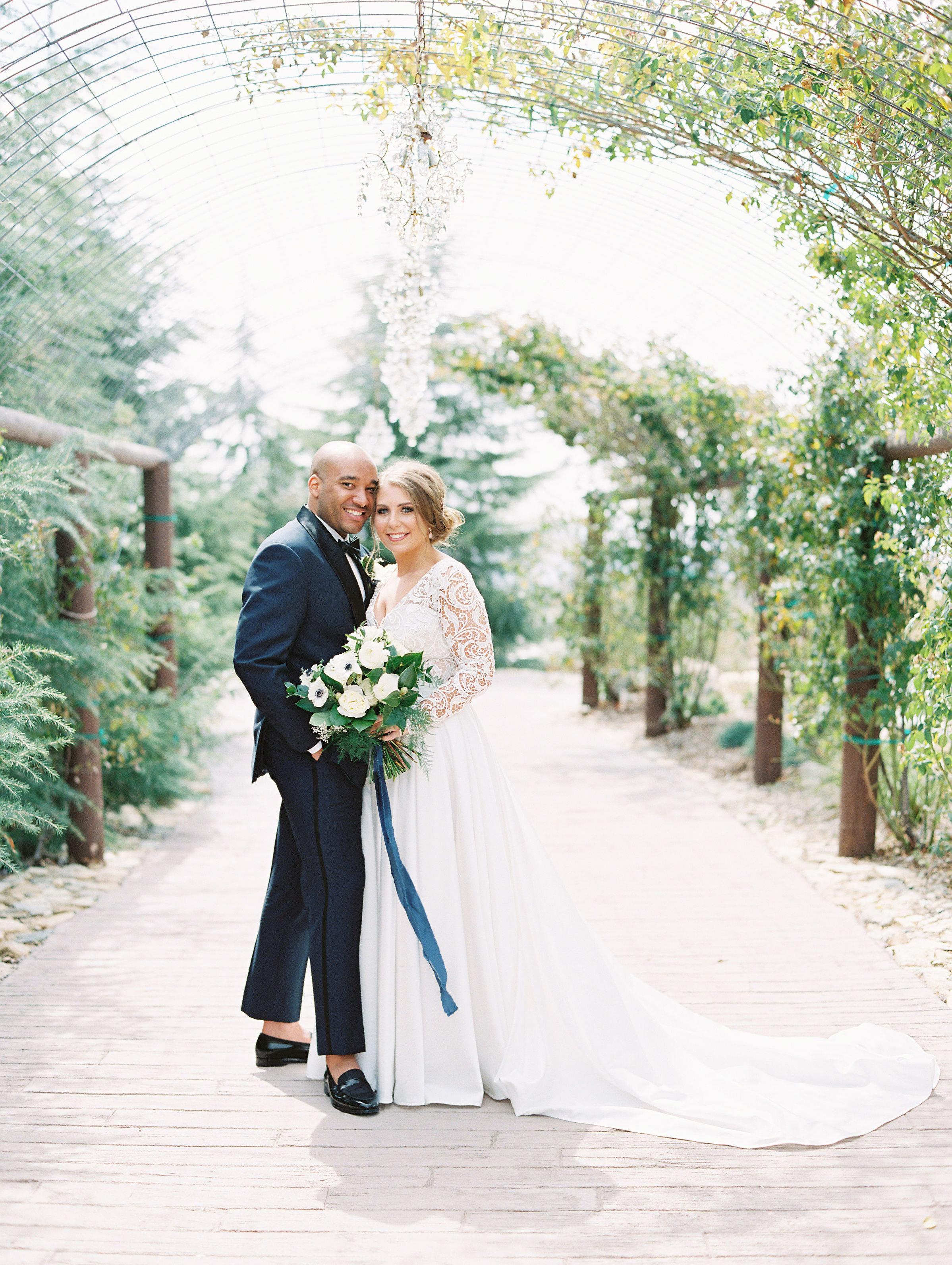 susie joe wedding couple embrace