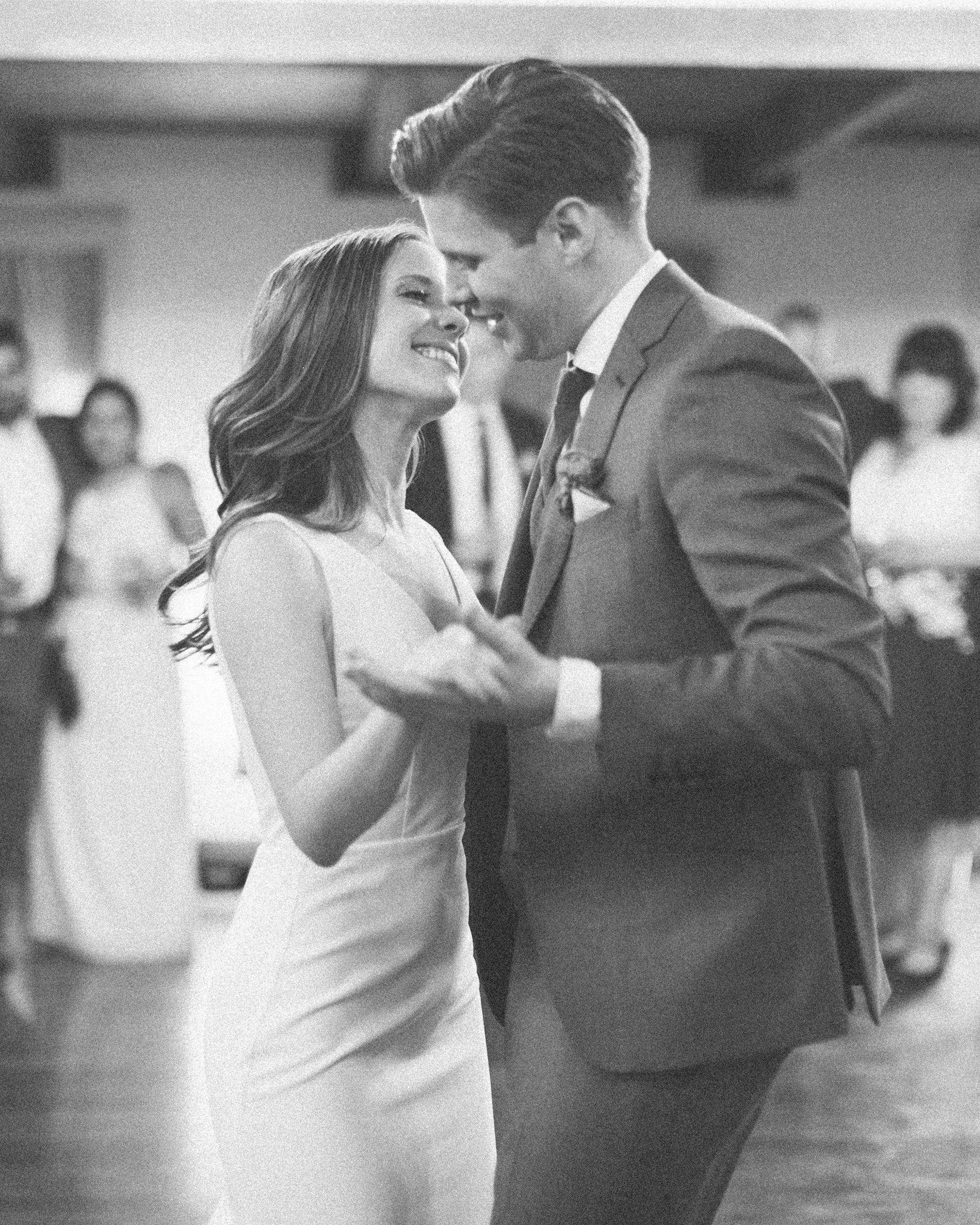 paige matt wedding first dance