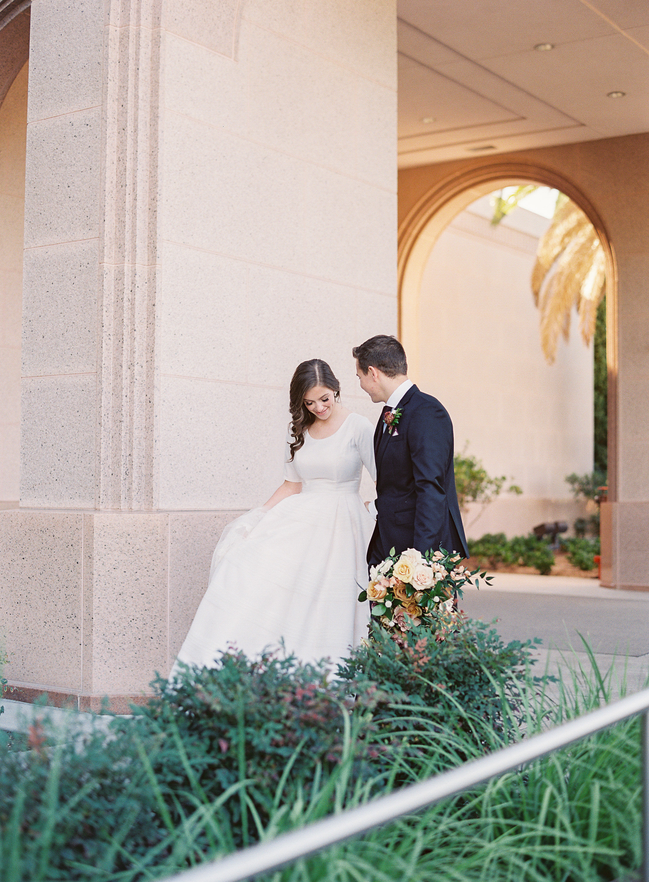 brooke dalton wedding couple