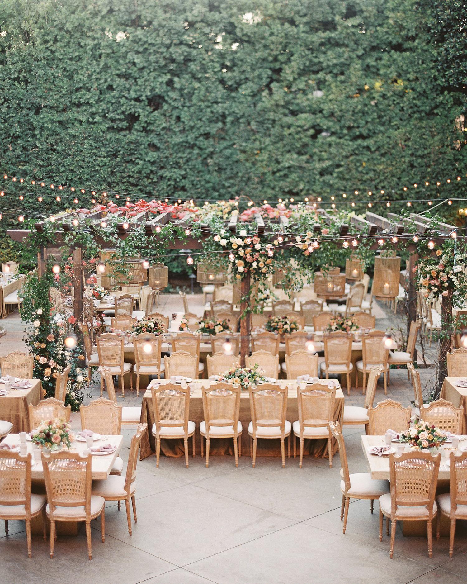 brooke dalton wedding reception