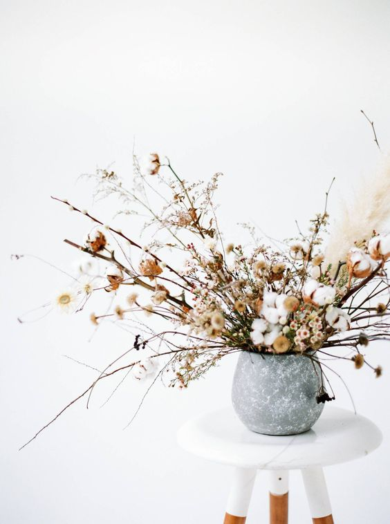 Contemporary Centerpiece