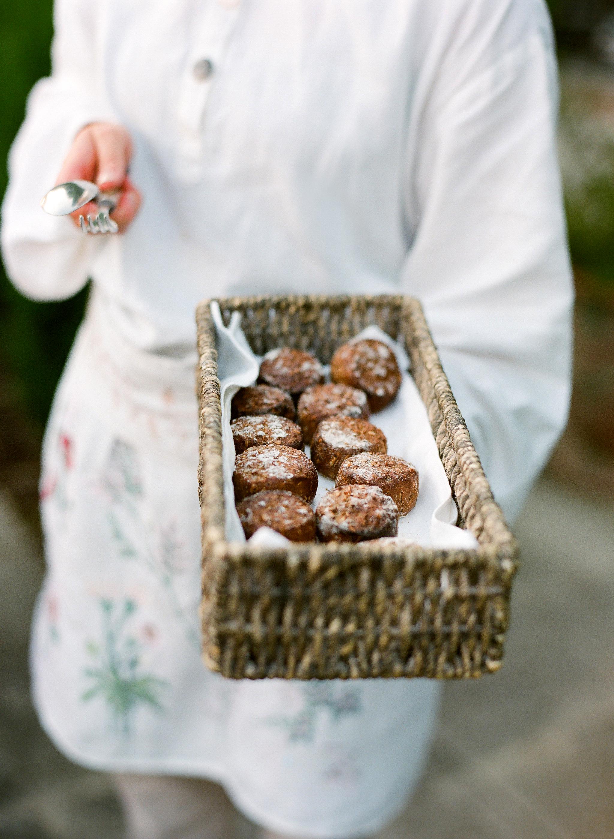pumpkin bread muffins passed
