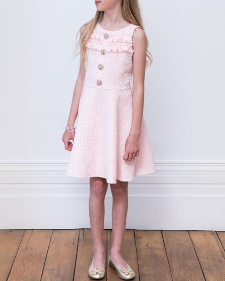 David Charles Tweed Dress