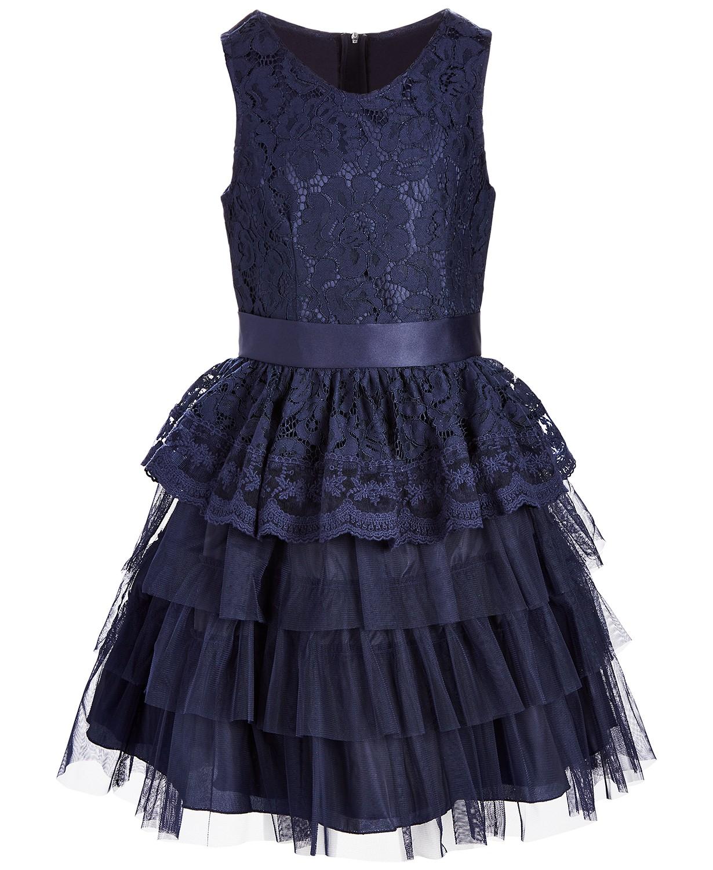 Nanette Lepore Lace Organza Dress