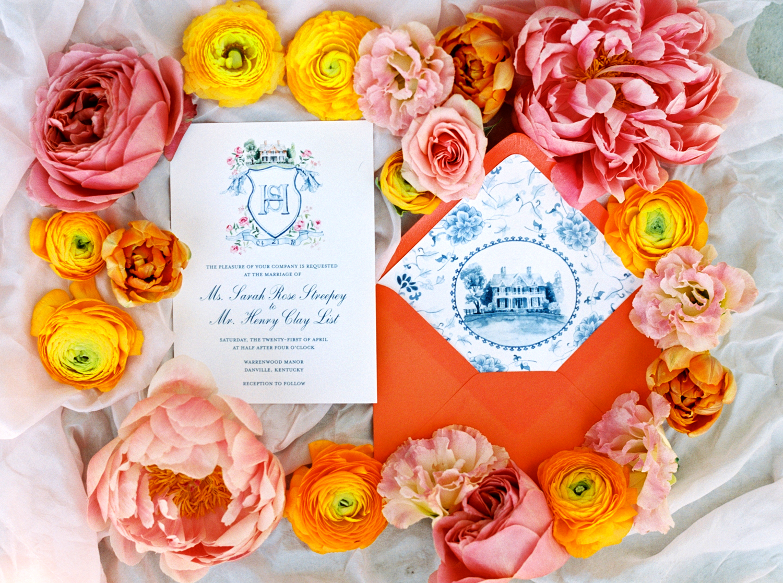 Dutch-delft envelopes