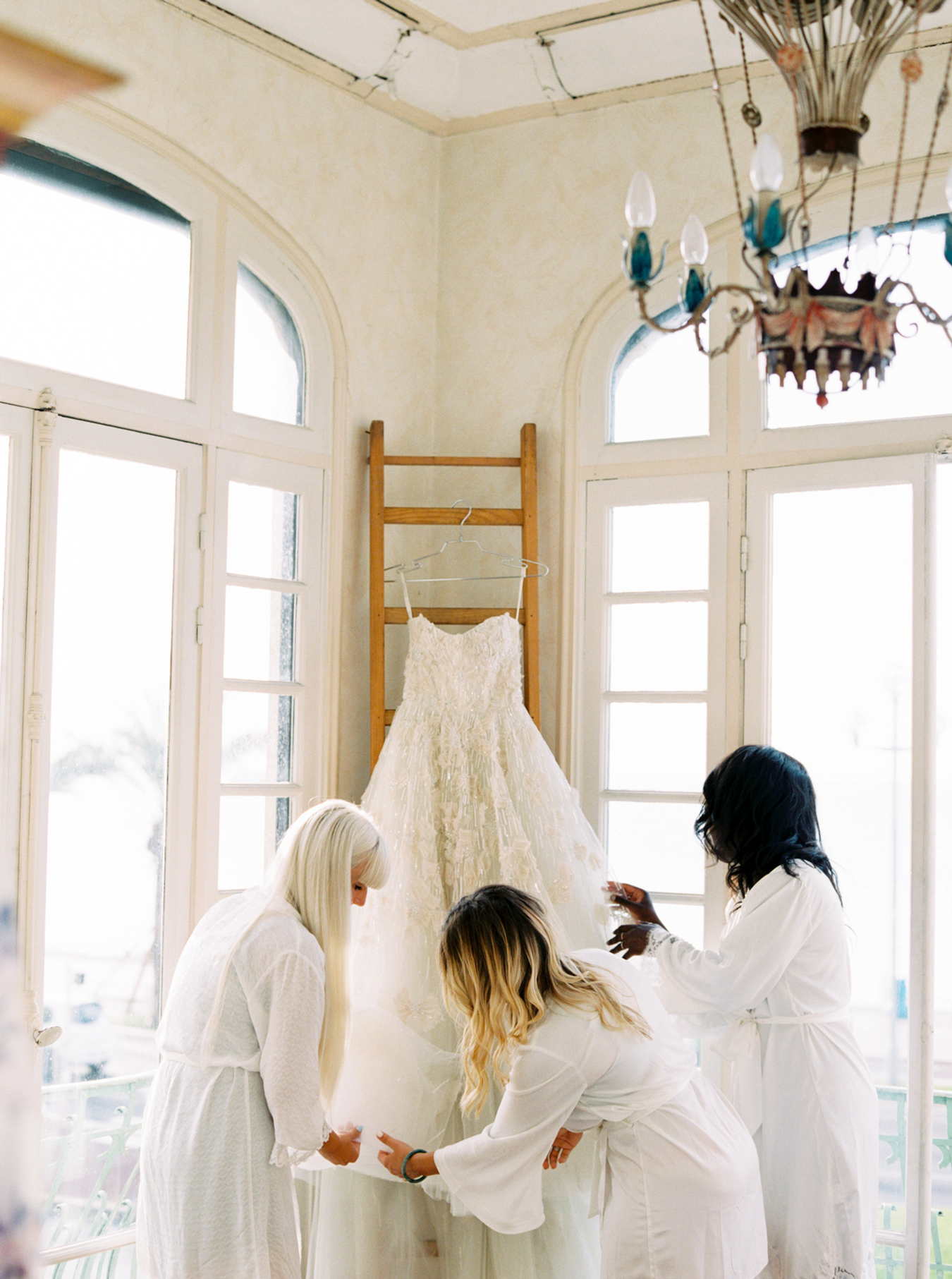 The Right Way to Store Your Wedding Dress Between Your Final Fitting and the Big Day