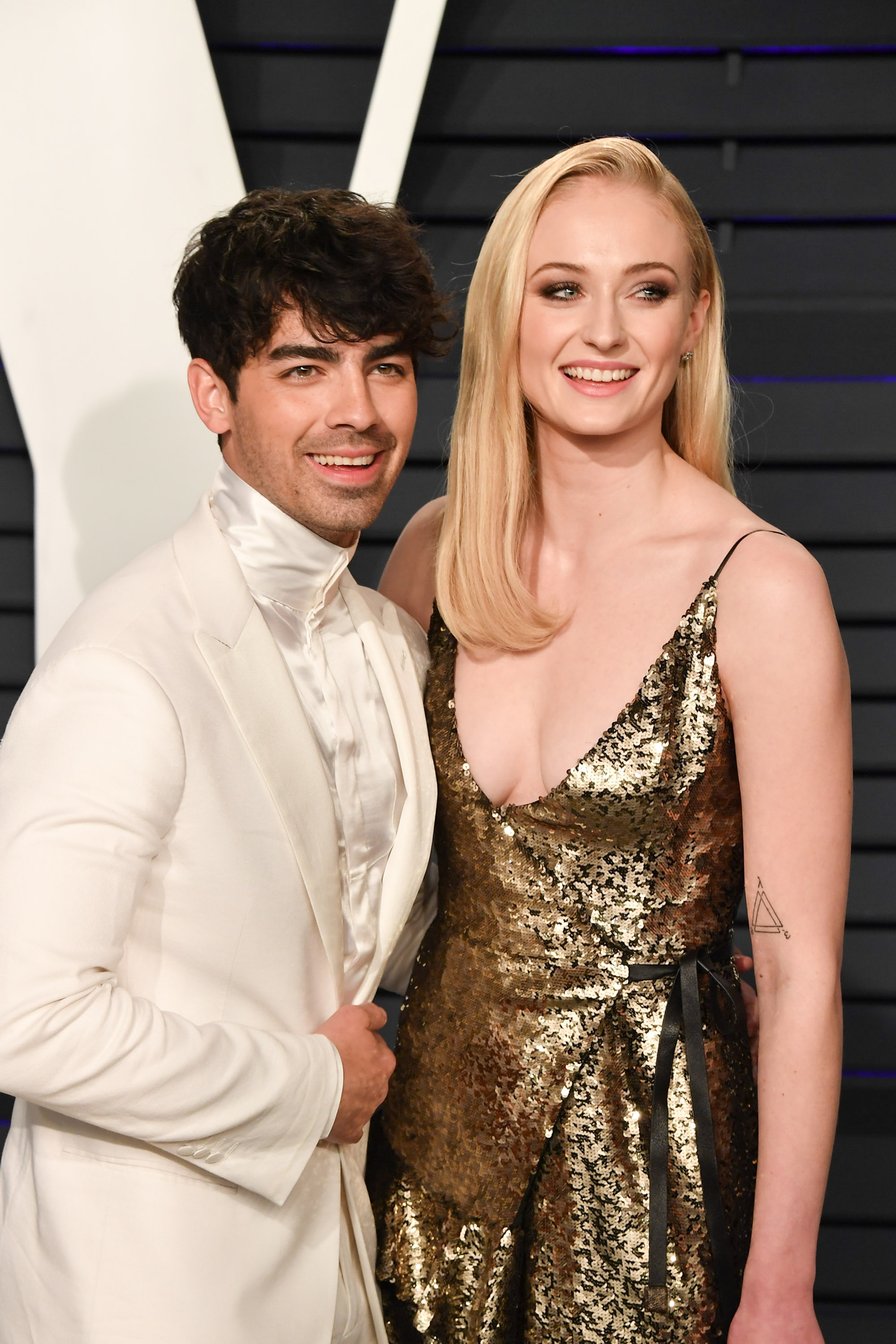 How Joe Jonas and Sophie Turner's Second Wedding Referenced Their First