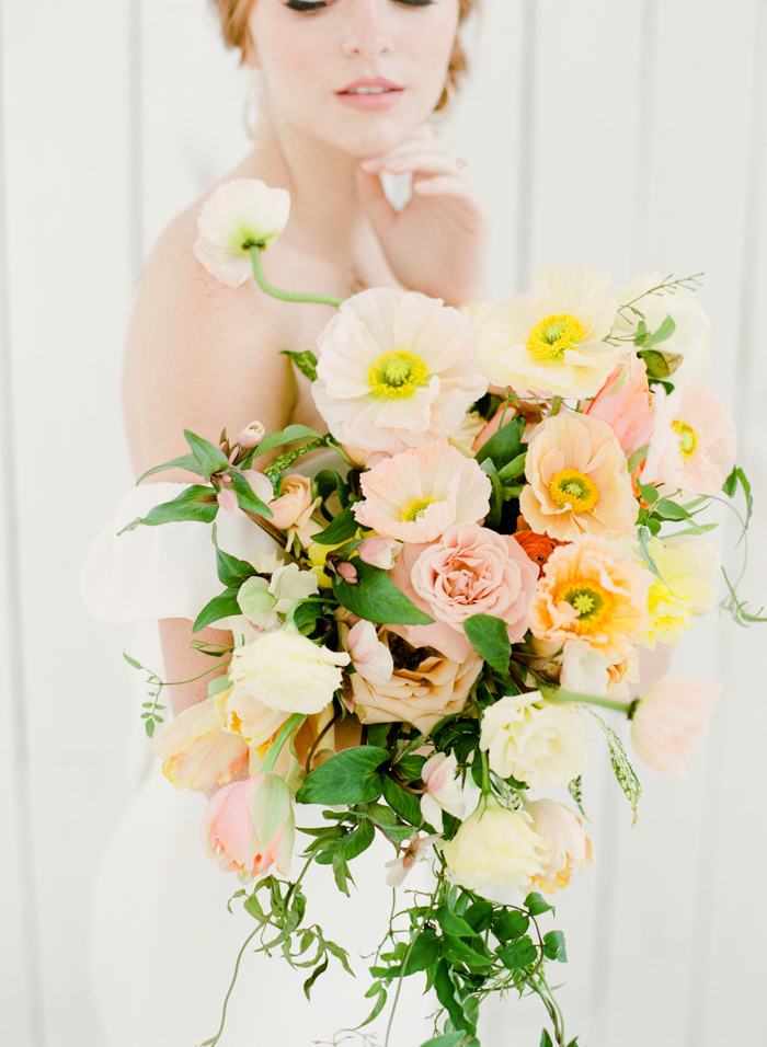 Avoid Using These Four Flowers in Your Wedding Bouquet Because They Bruise Easily
