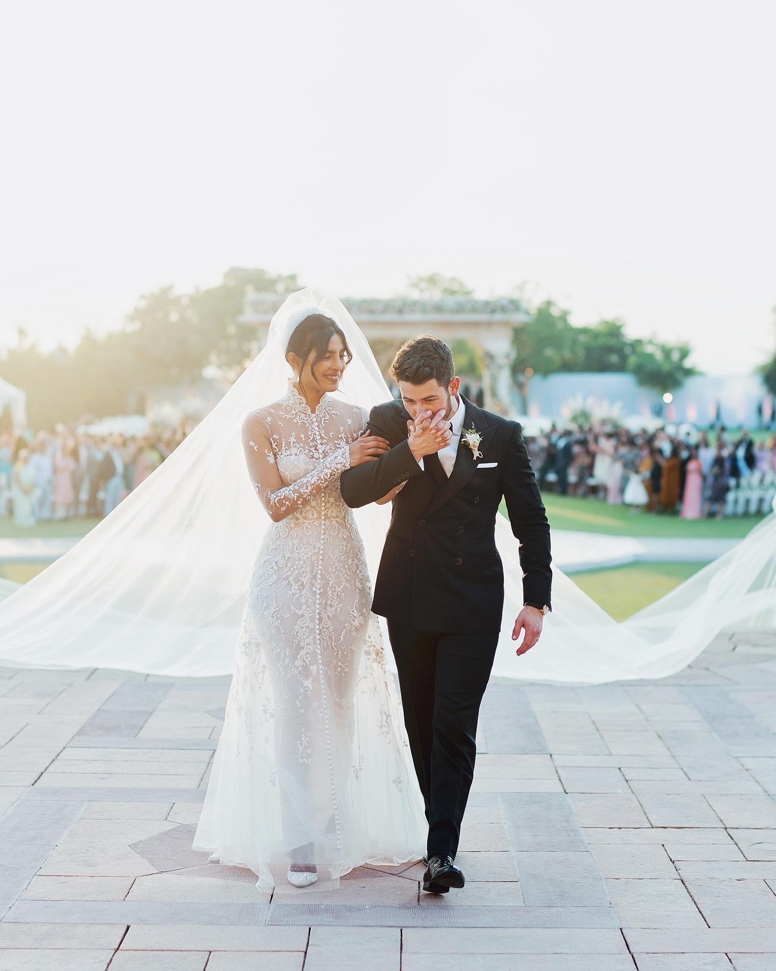 Priyanka Chopra and Nick Jonas Planned Their Extravagant Three-Day Wedding in Just One-and-a-Half Months