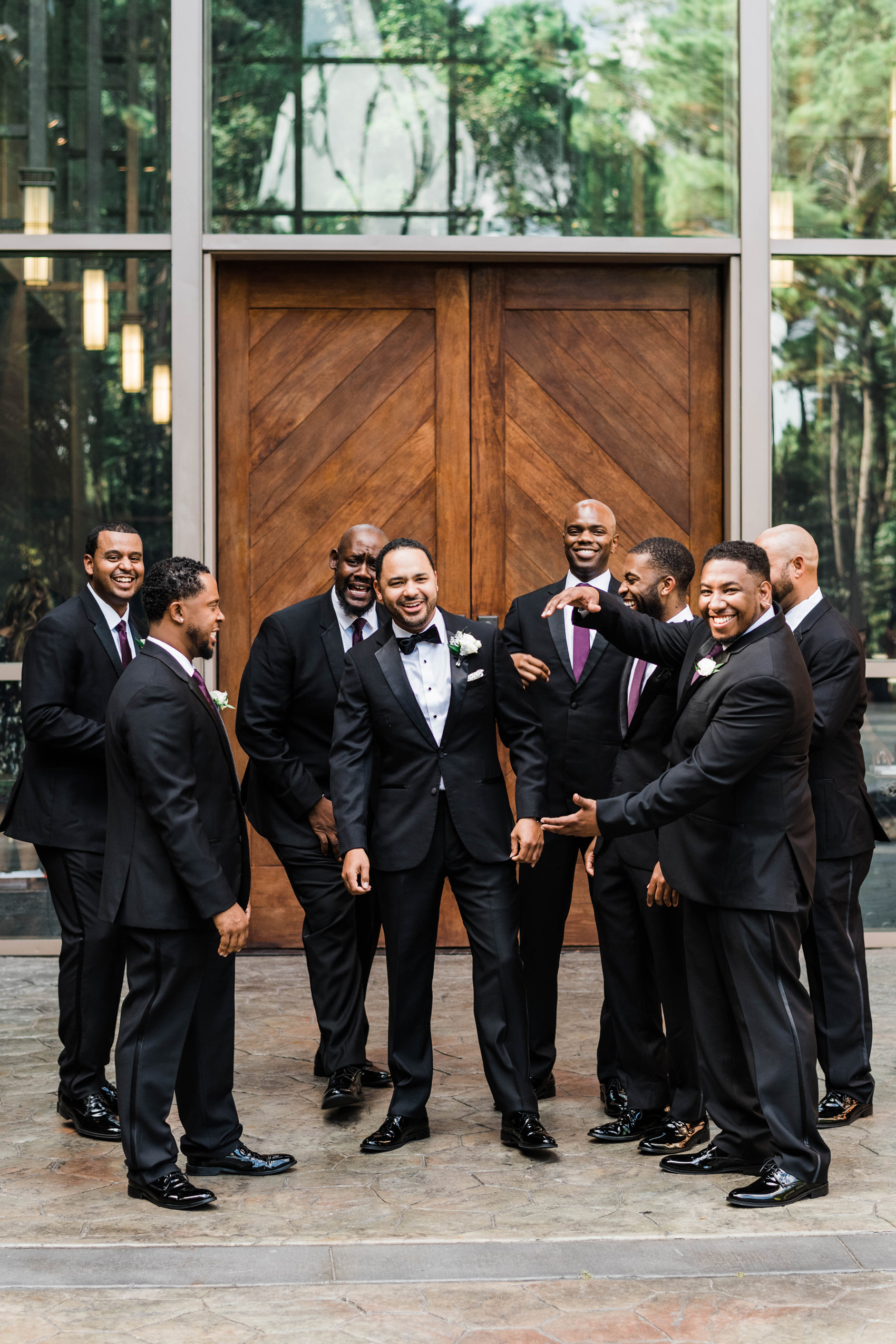 Does the Groom Have to Ask a Future Brother-in-Law to Be a Groomsman?