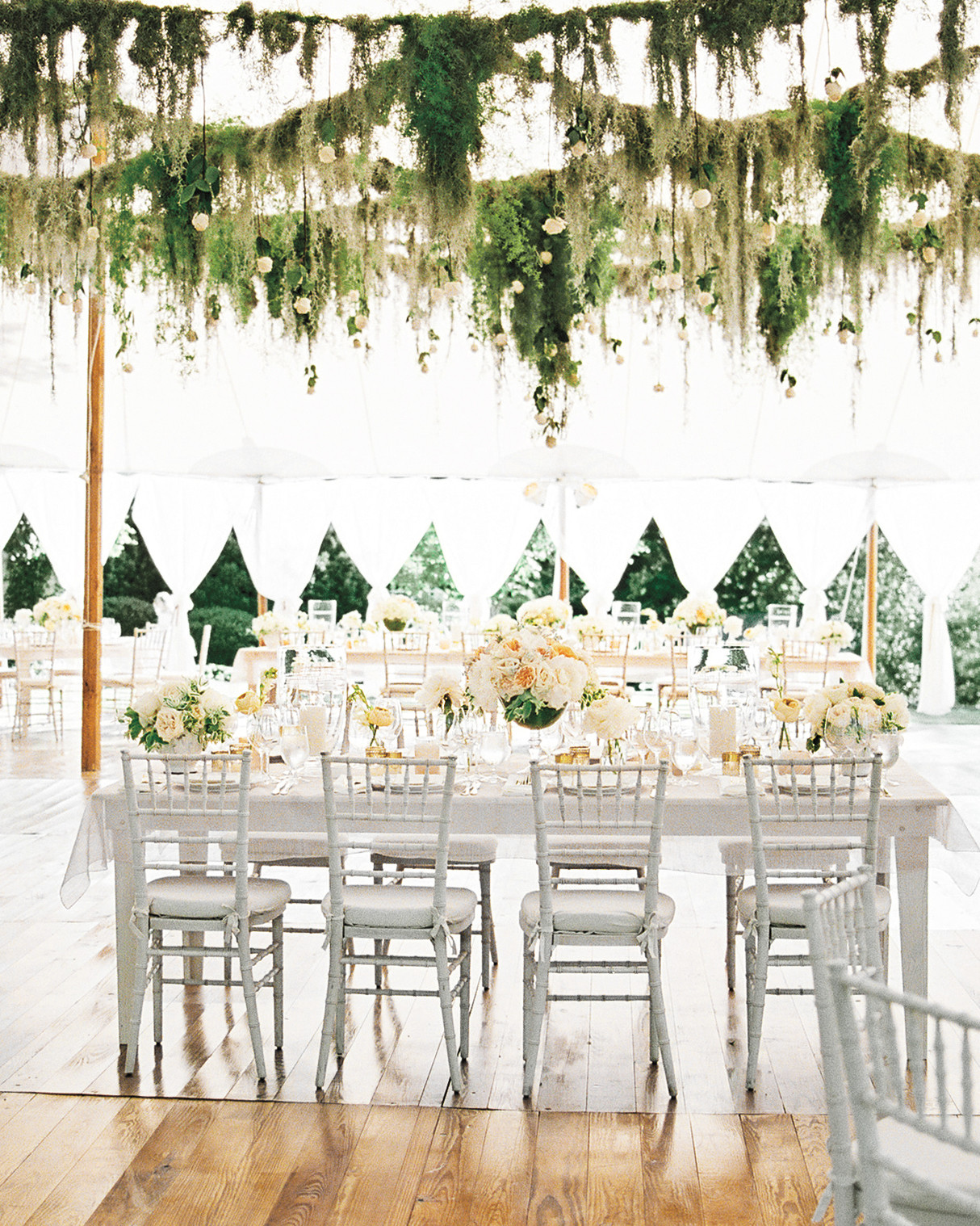 28 Tent Decorating Ideas That Will Upgrade Your Wedding ...