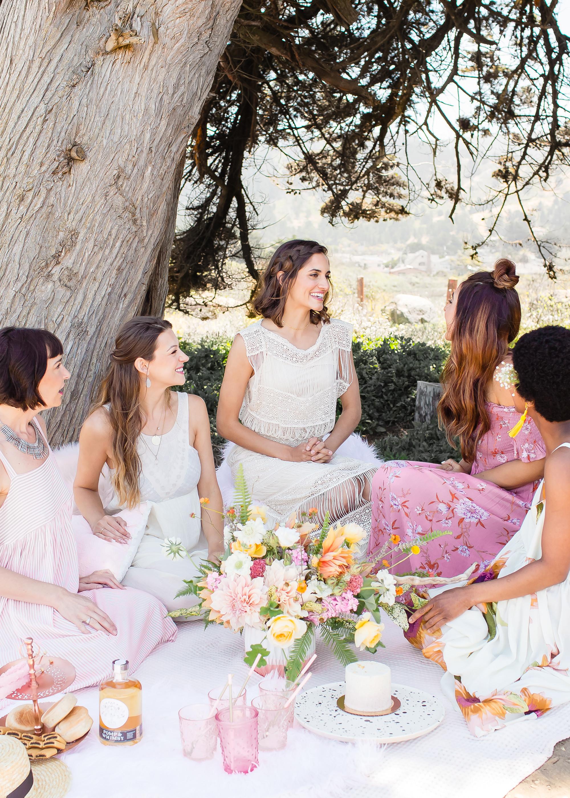 The Best Garden Bridal Shower Ideas | Martha Stewart Weddings