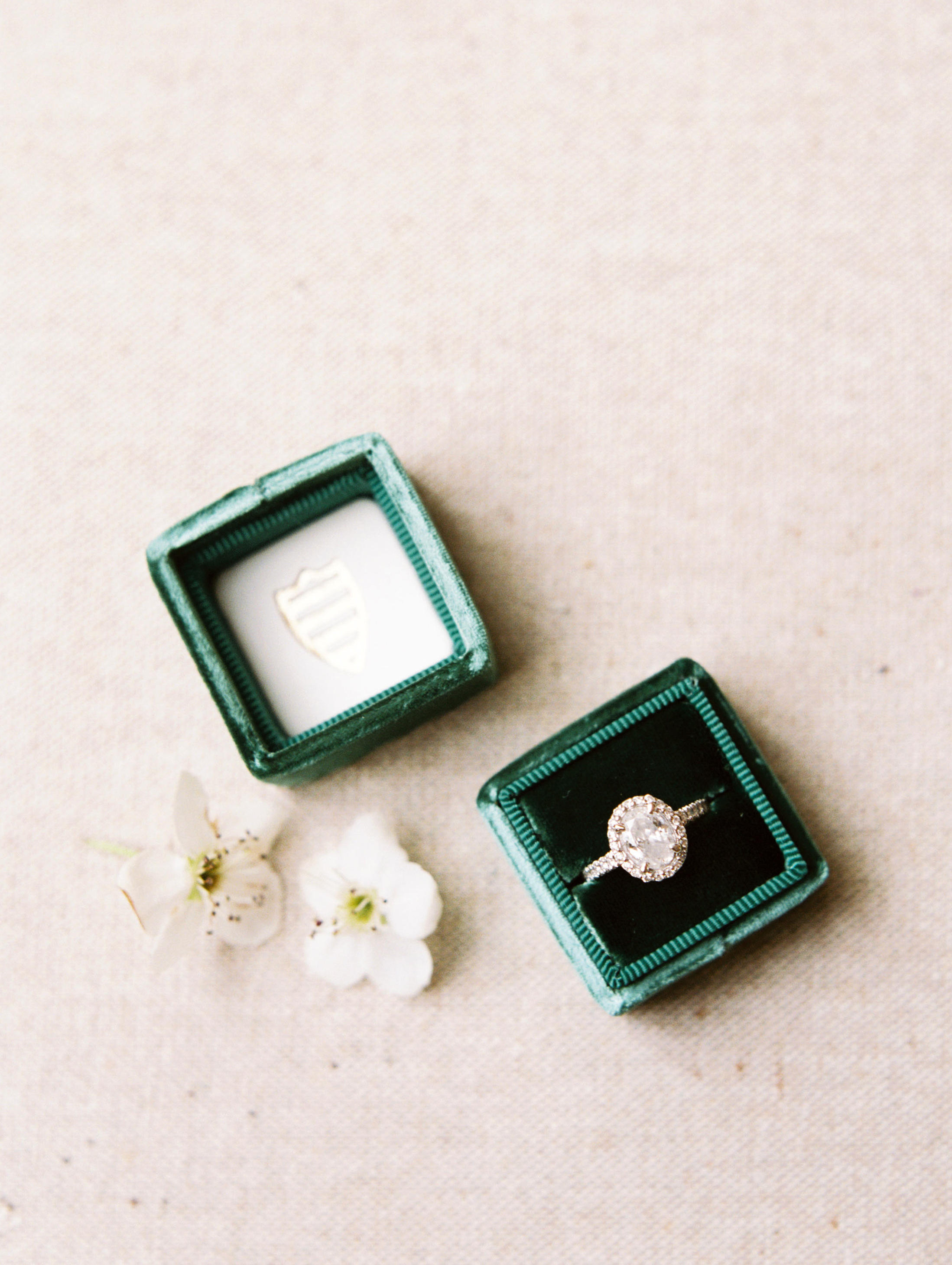 stephanie joe wedding ring and box