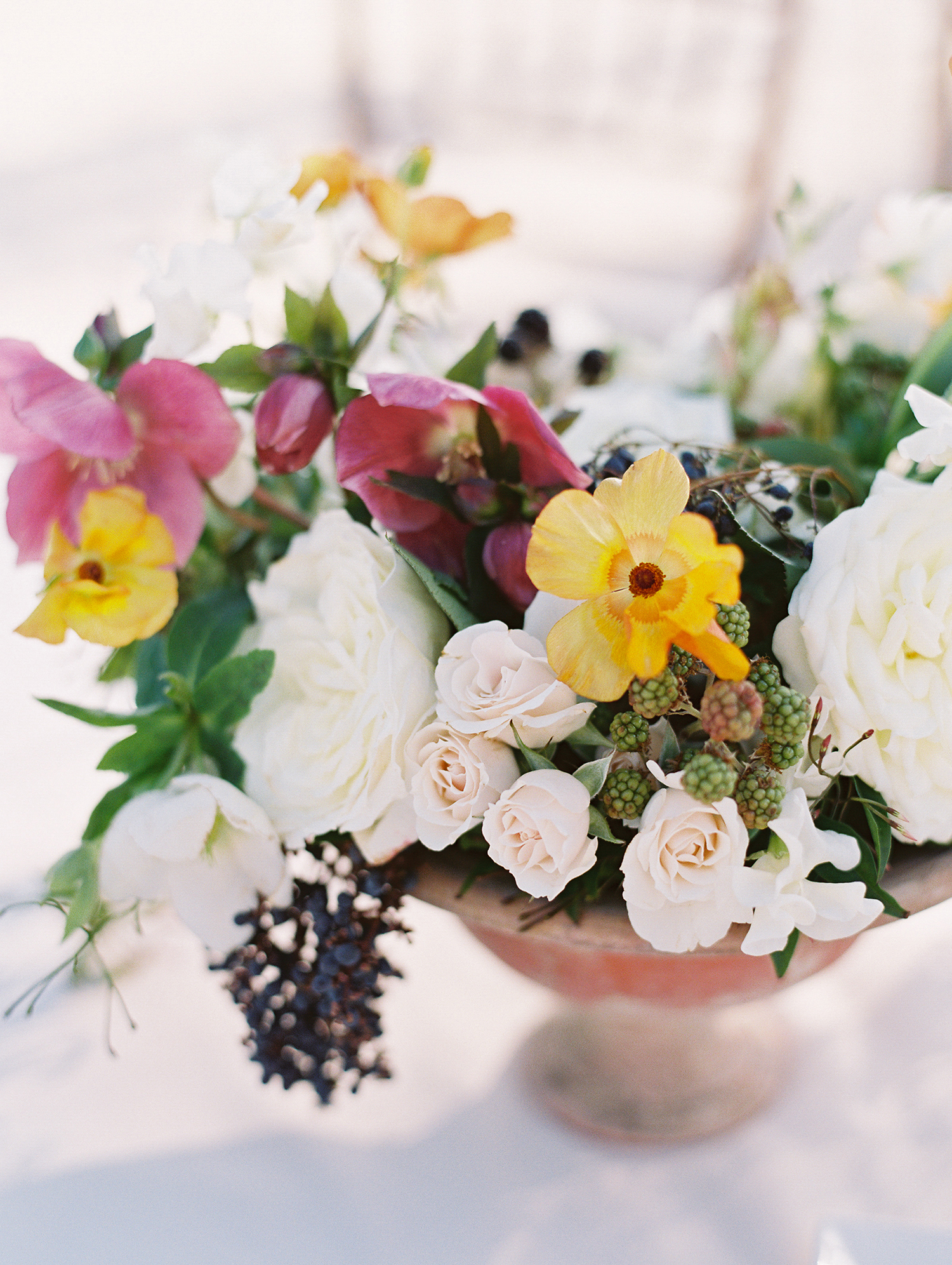 When to Finalize Your Wedding Flowers