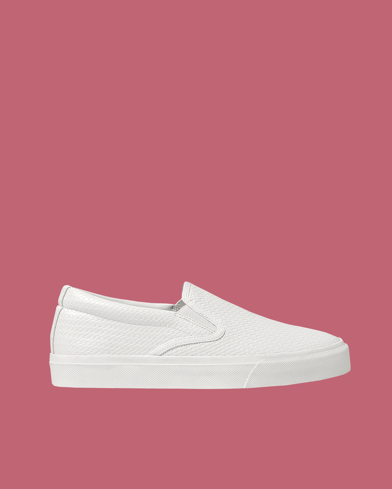 Zara Embossed Sneakers