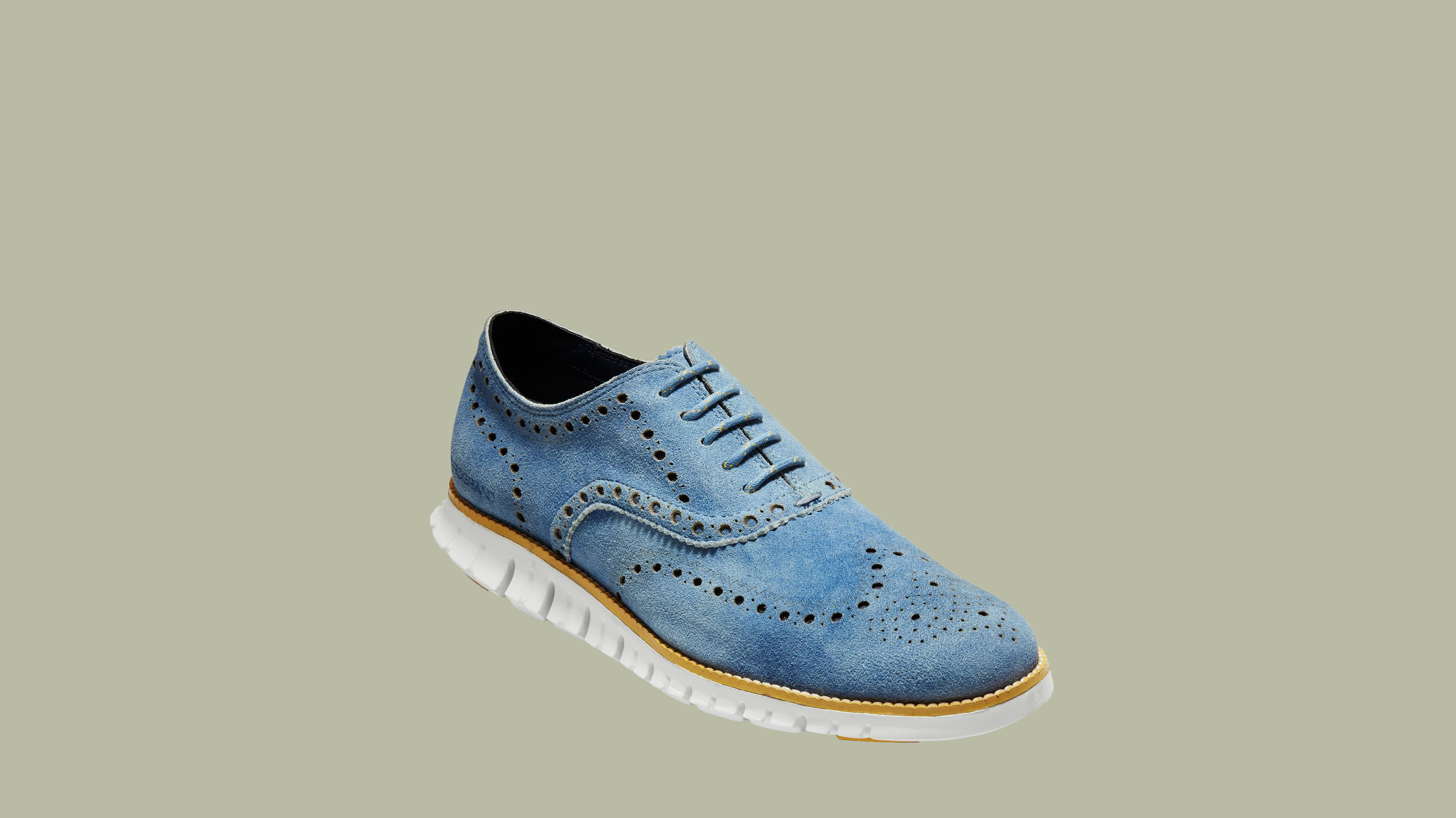"Cole Haan ""ZeroGrand"" Wingtip Oxfords"