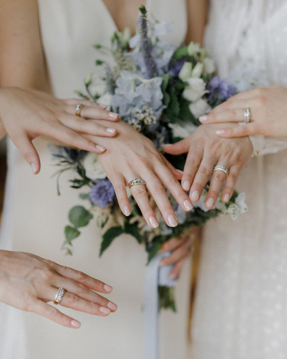 When's the Right Time to Get Your Pre-Wedding Manicure?