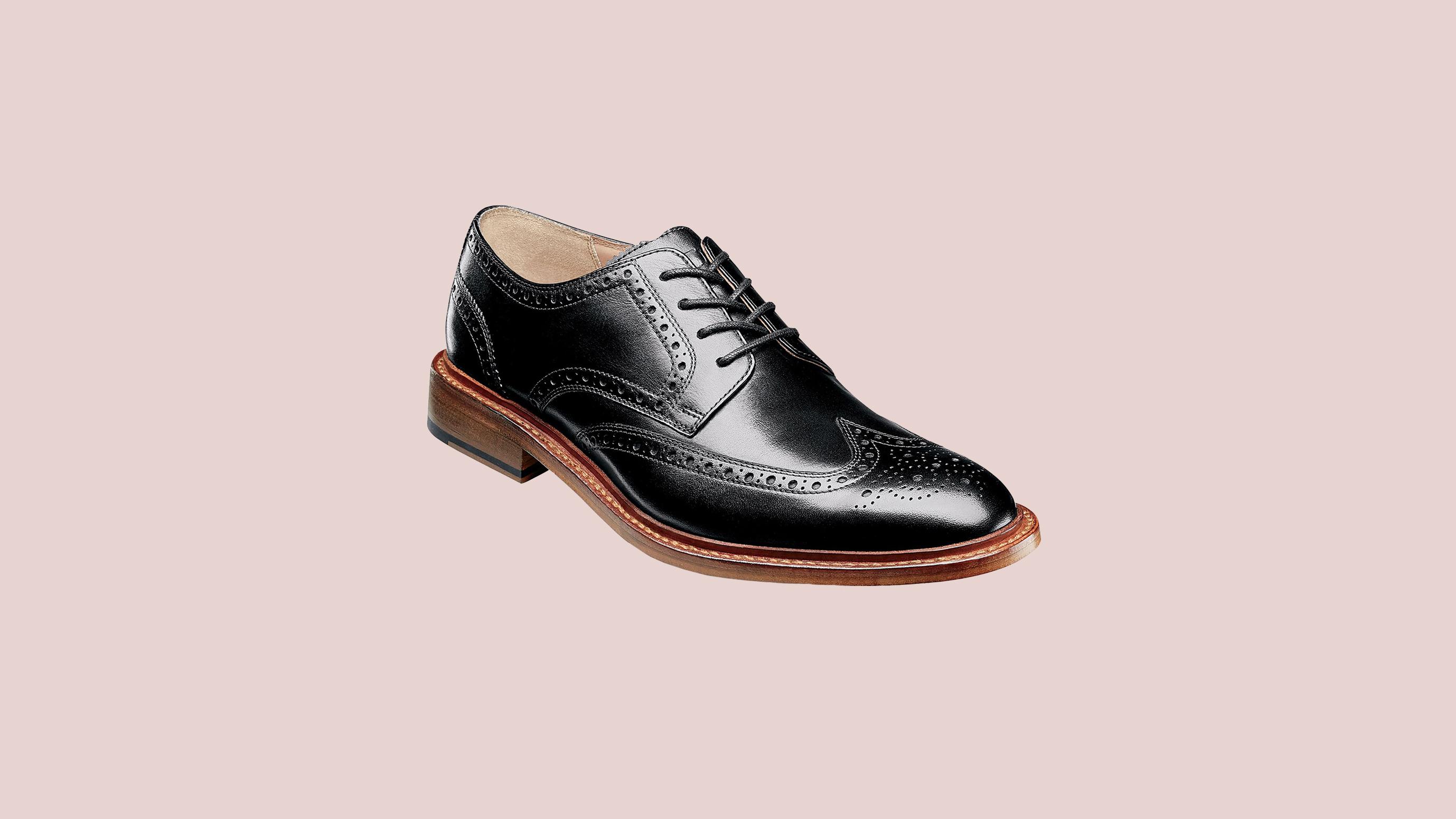 "Florsheim ""Imperial Mercantile"" Wingtip Shoes"