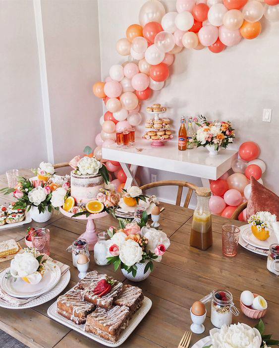 The Most Creative #BridalShower Ideas We Found On