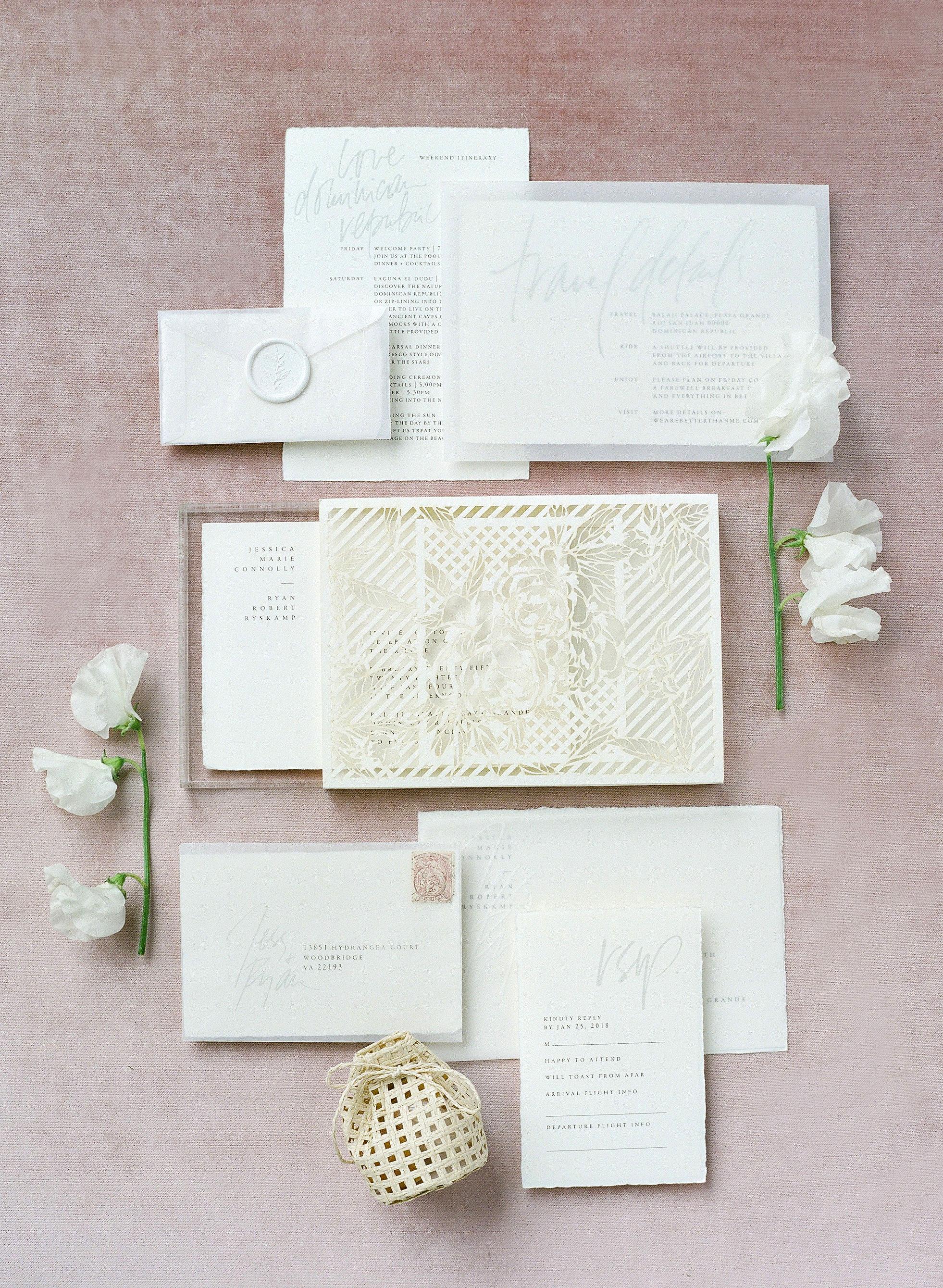 jessica ryan wedding invitations