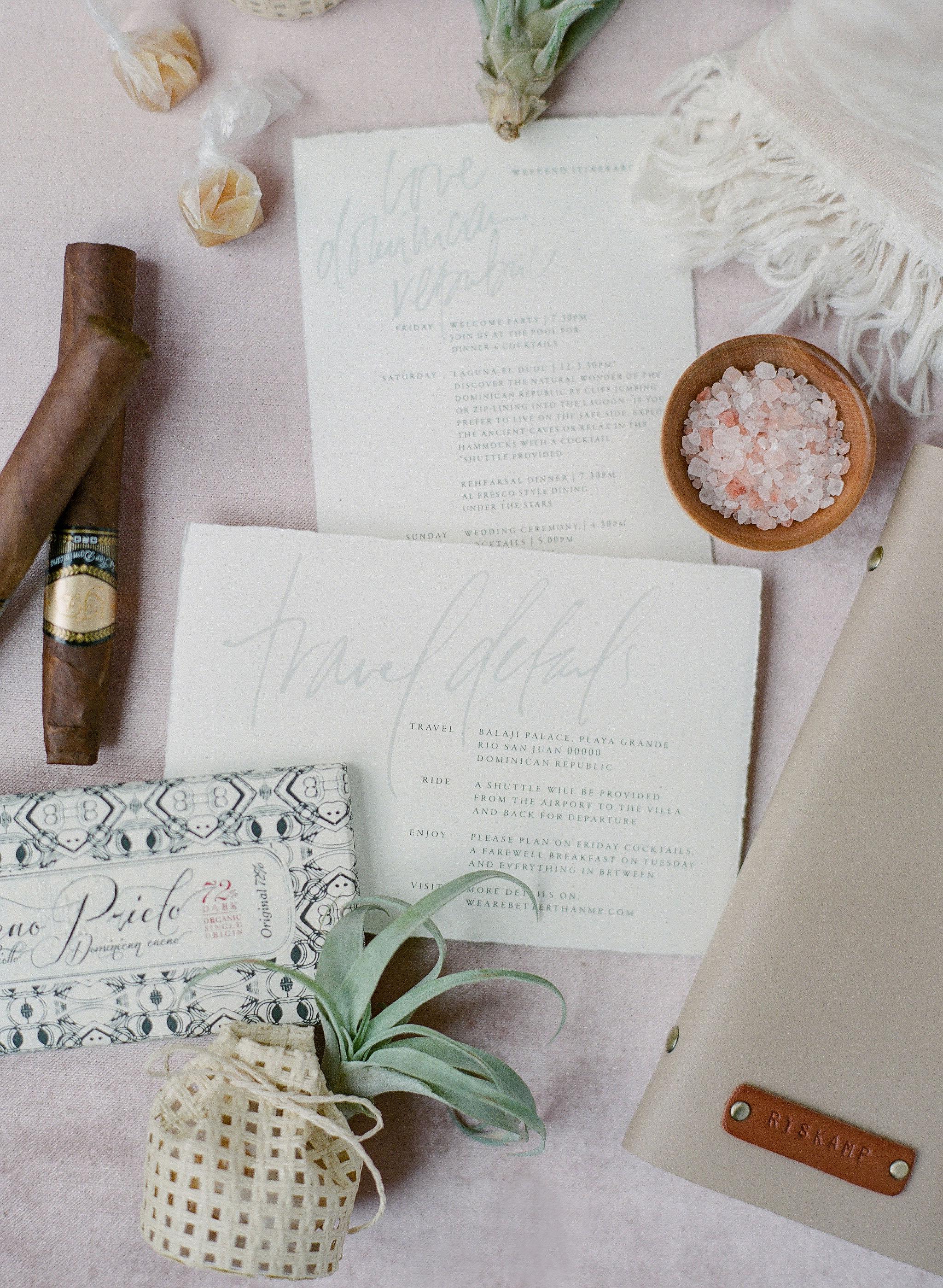 jessica ryan wedding bags destination themed
