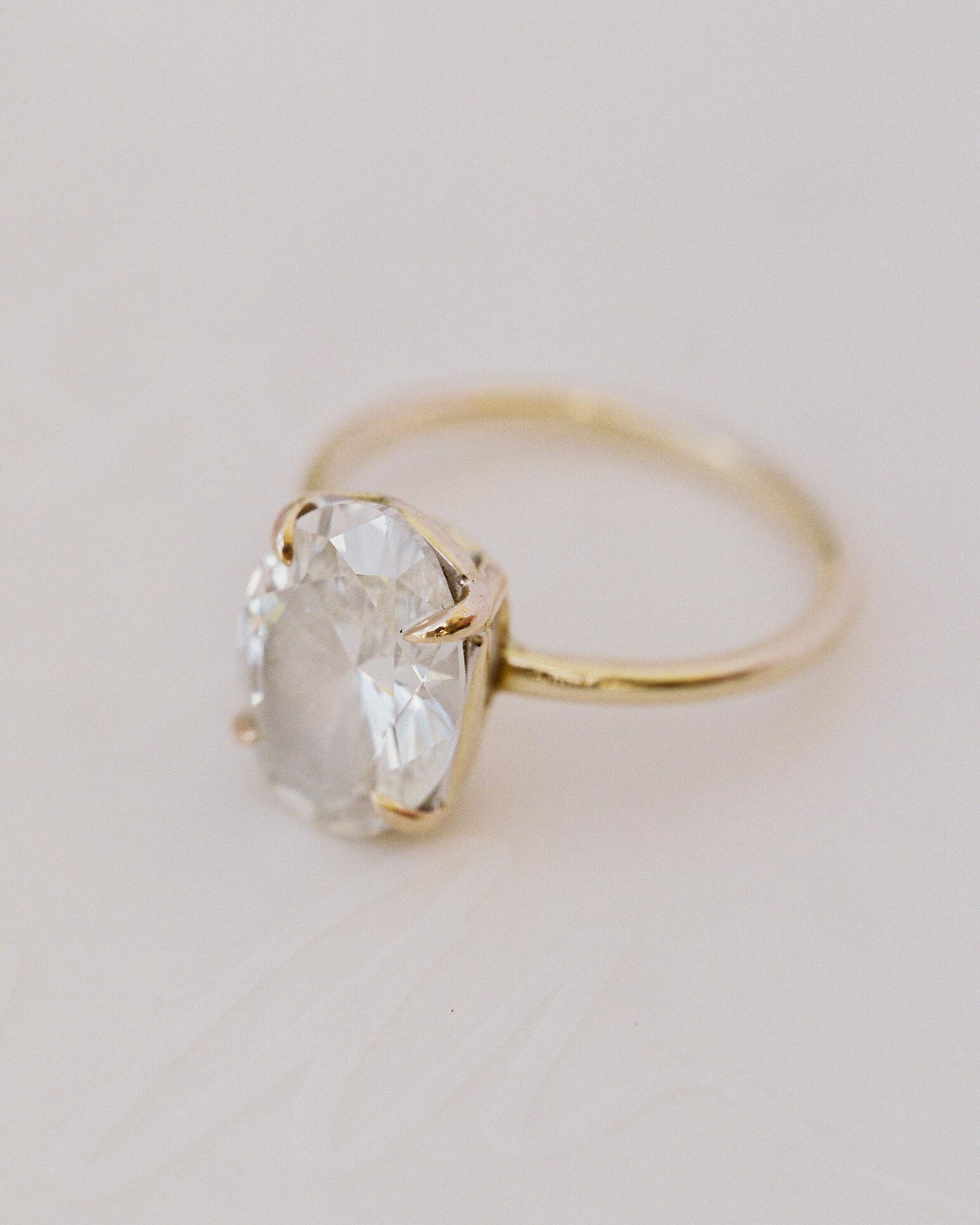 jessica ryan wedding gold engagement ring