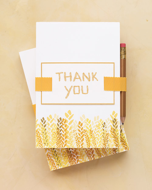 Thank You For Wedding Gift: 9 Tips For Writing Thank-You Notes For Wedding Gifts