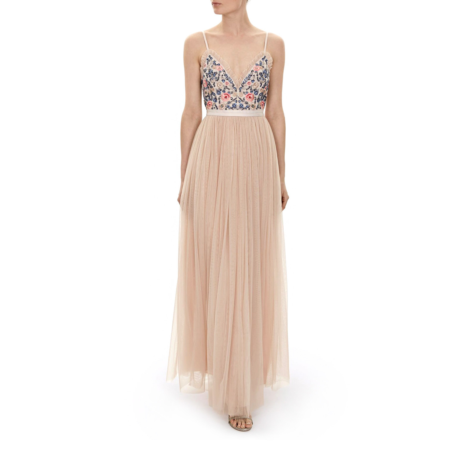 Long Gowns For Wedding Guests: 32 Perfect Dresses To Wear As A Wedding Guest This Summer