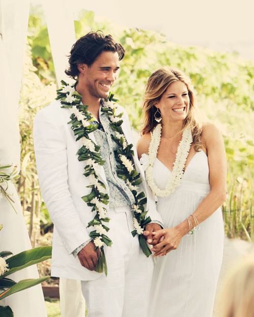 Traditional Wedding Gift From Groom To Bride: A Traditional Hawaiian Wedding In Maui