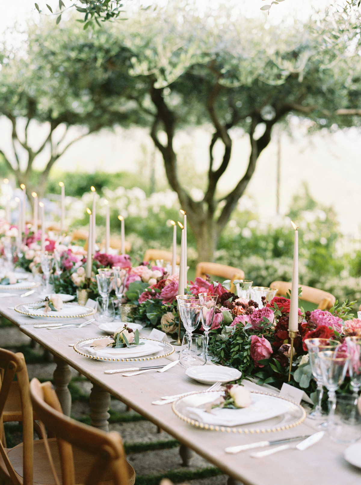 23 Candle Centerpieces That Will Light Up Your Reception Martha Stewart Weddings