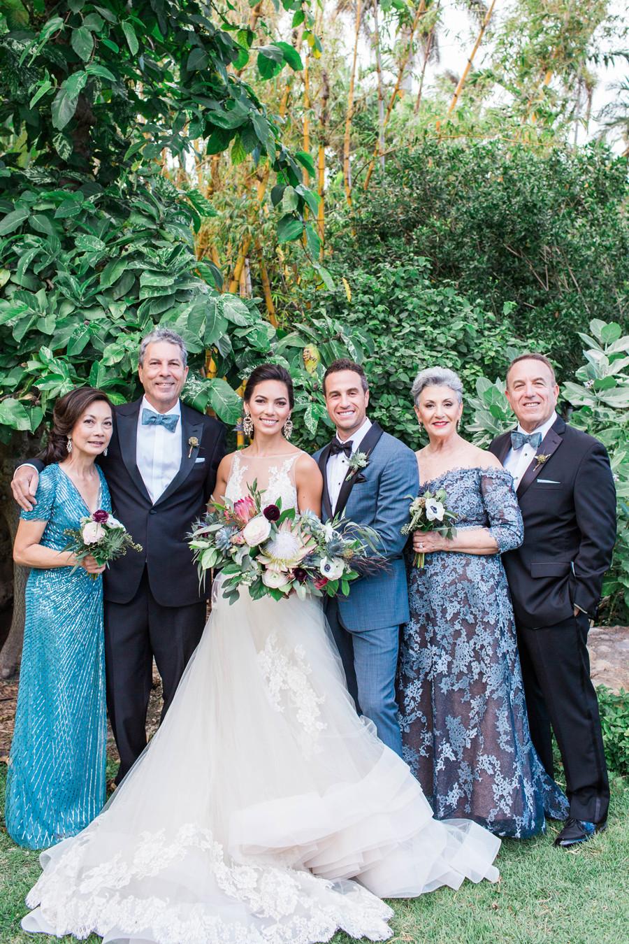 A Casual Beach Wedding in Puako, Hawaii   Martha Stewart