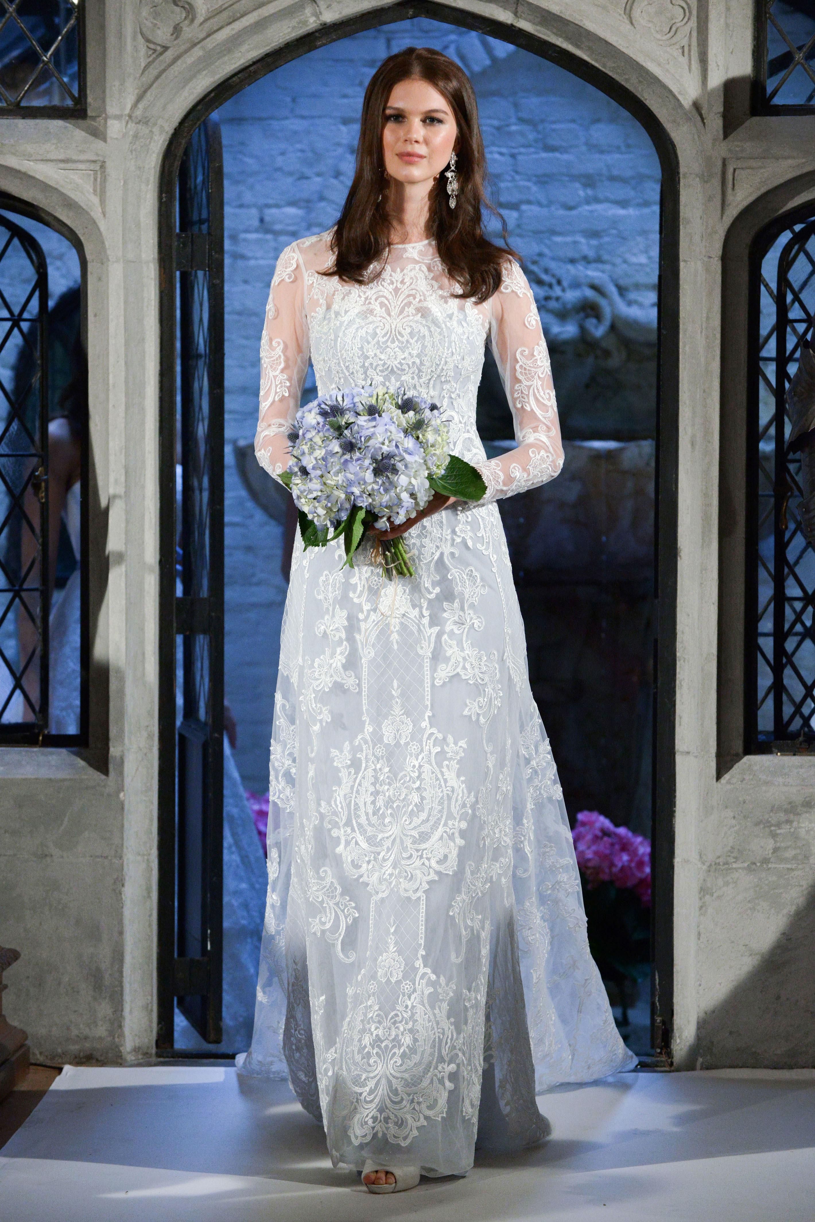 Oleg Cassini Spring 2018 Wedding Dress Collection Martha
