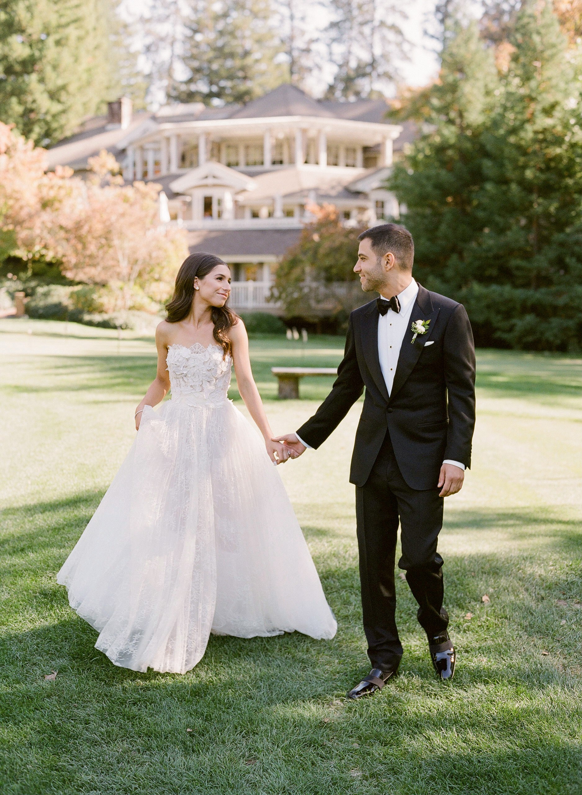 This Classic California Wedding Embraced the Natural Beauty of Napa Valley