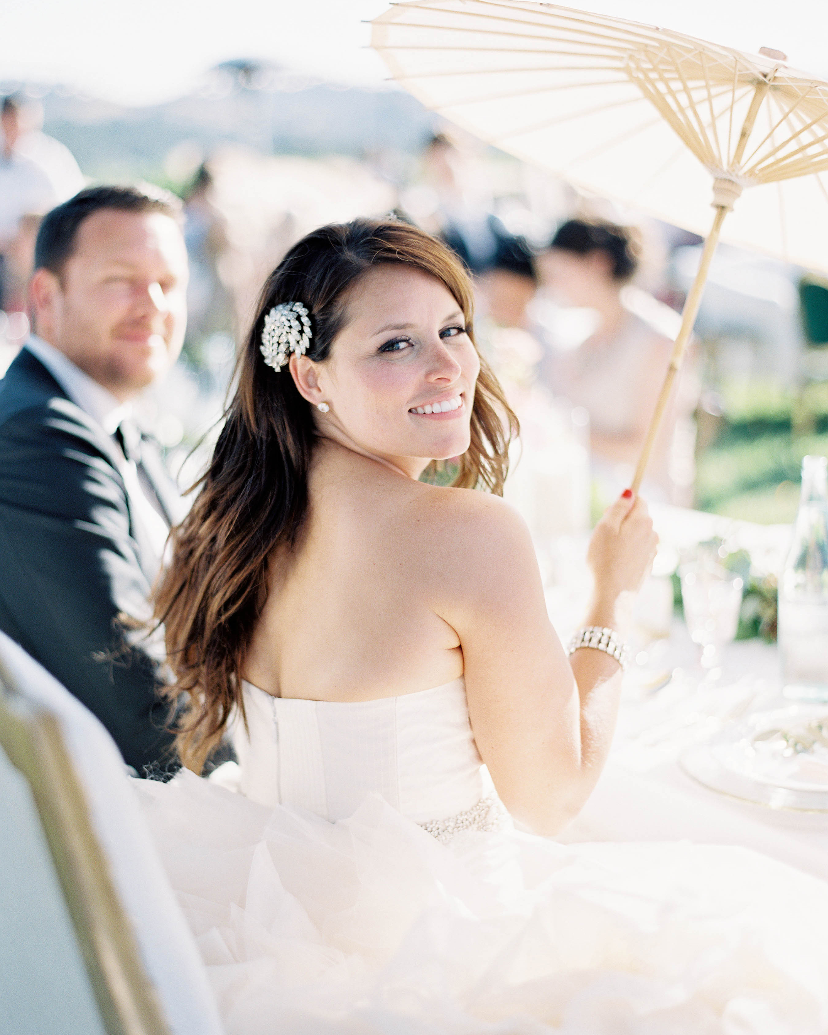 Long Wedding Hairstyles Down: 33 Ways To Wear Your Hair Down For Your Wedding