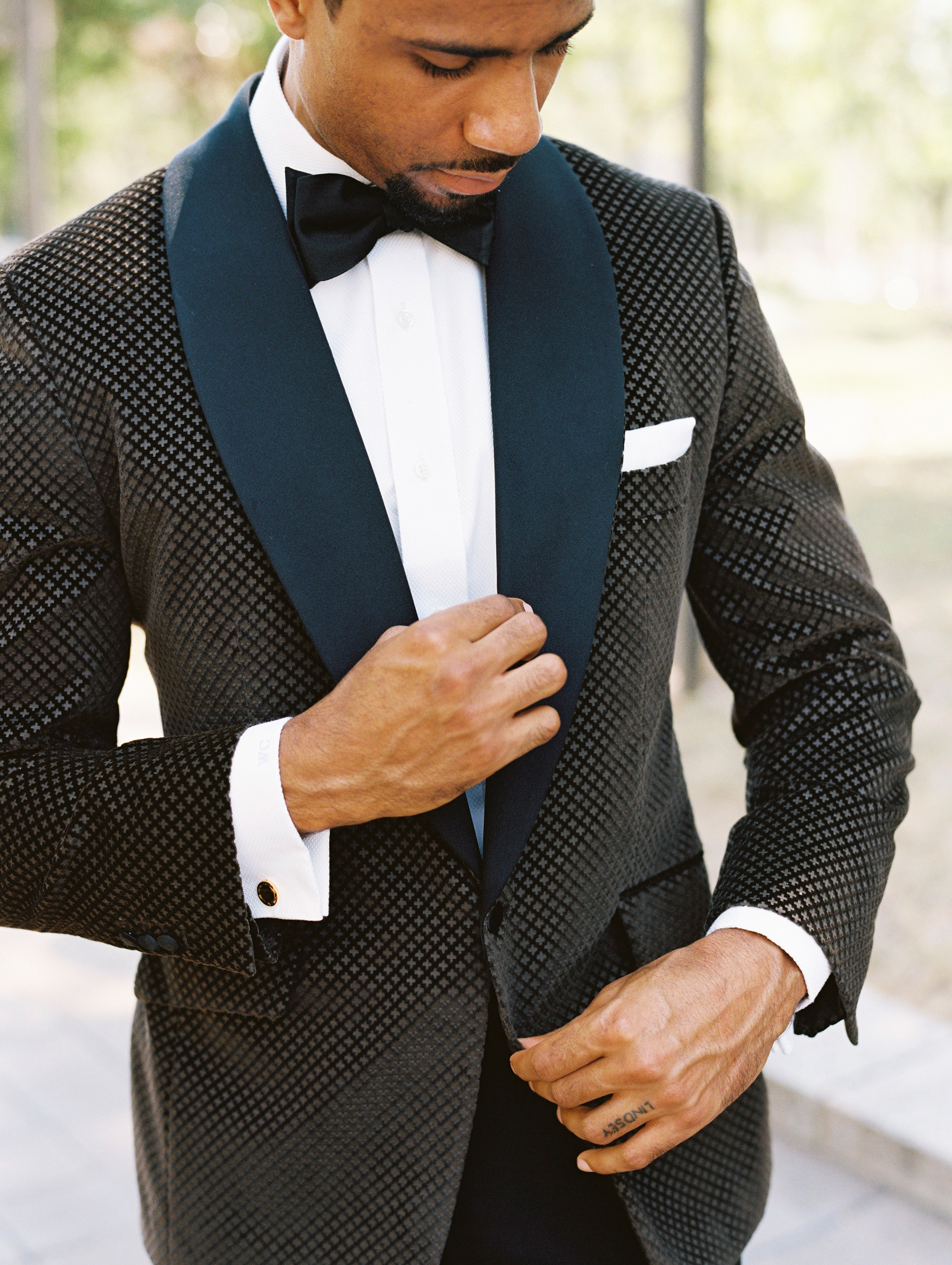 1644938c1cd 26 Nontraditional Looks for the Fashion-Forward Groom   Martha ...