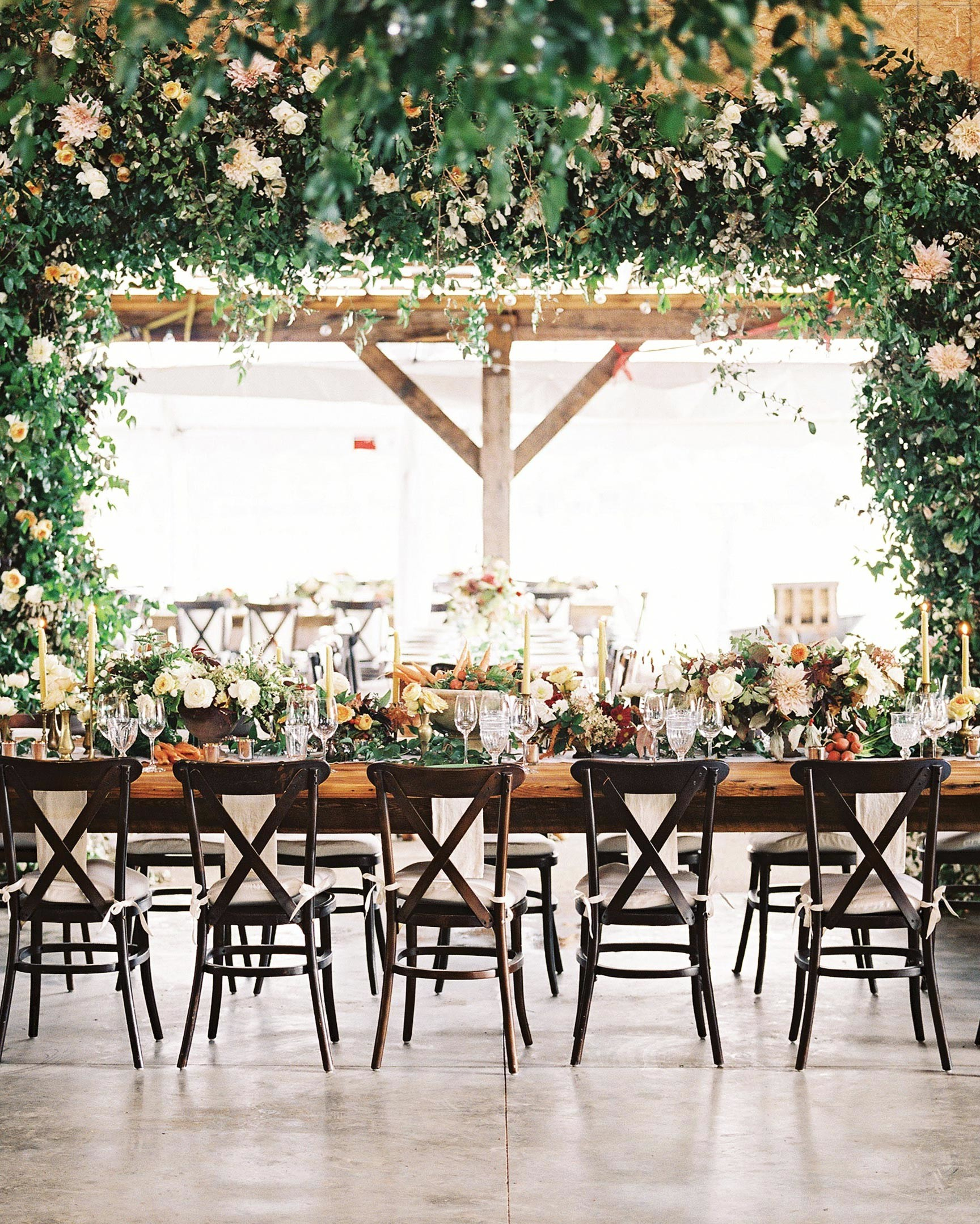 Evening Wedding Reception Decoration Ideas: 28 Ideas For Sitting Pretty At Your Head Table