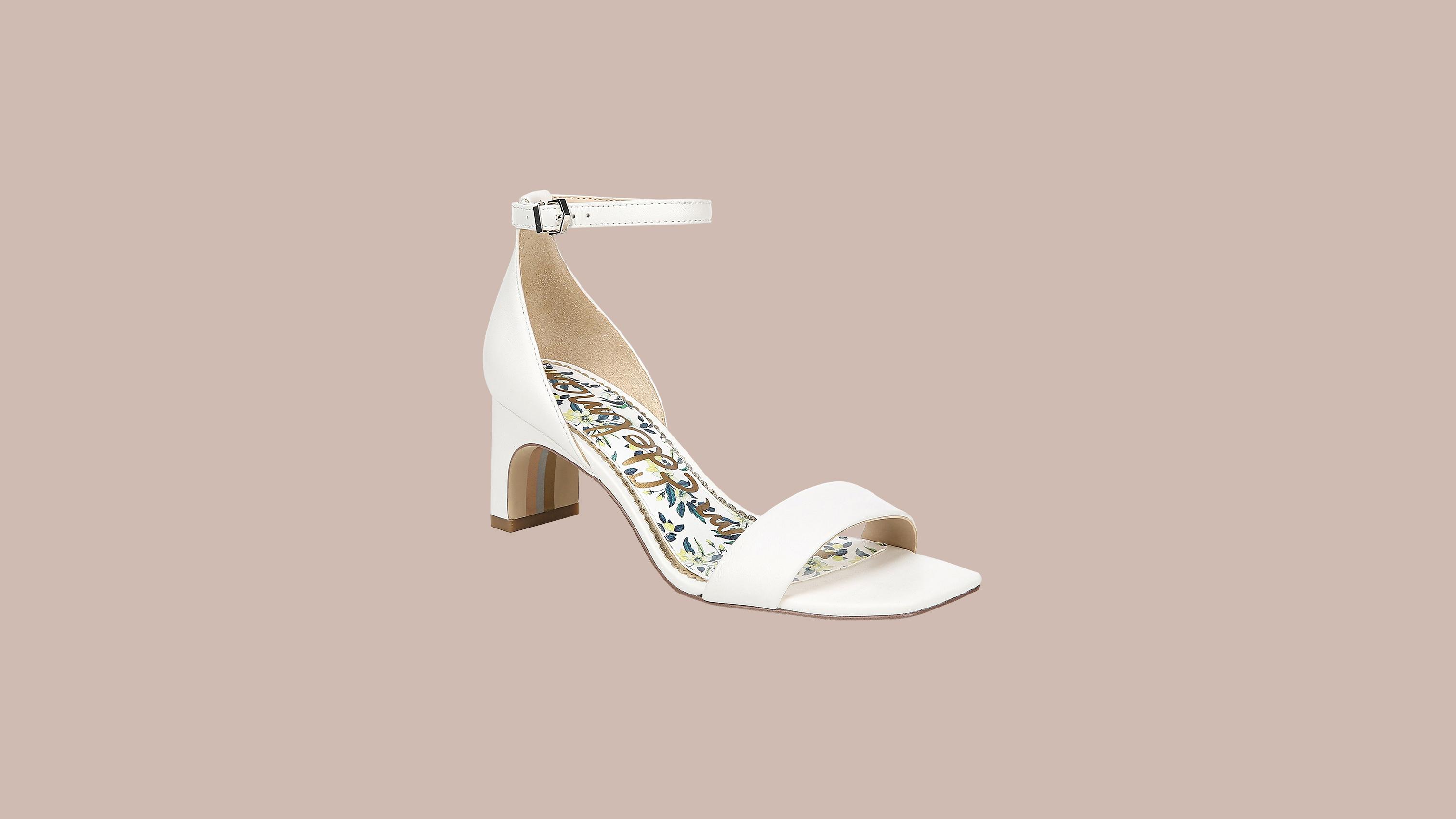 "Sam Edelman ""Holmes"" Leather Sandals"