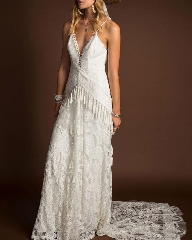"Rue de Seine ""Samira"" Wedding Dress"