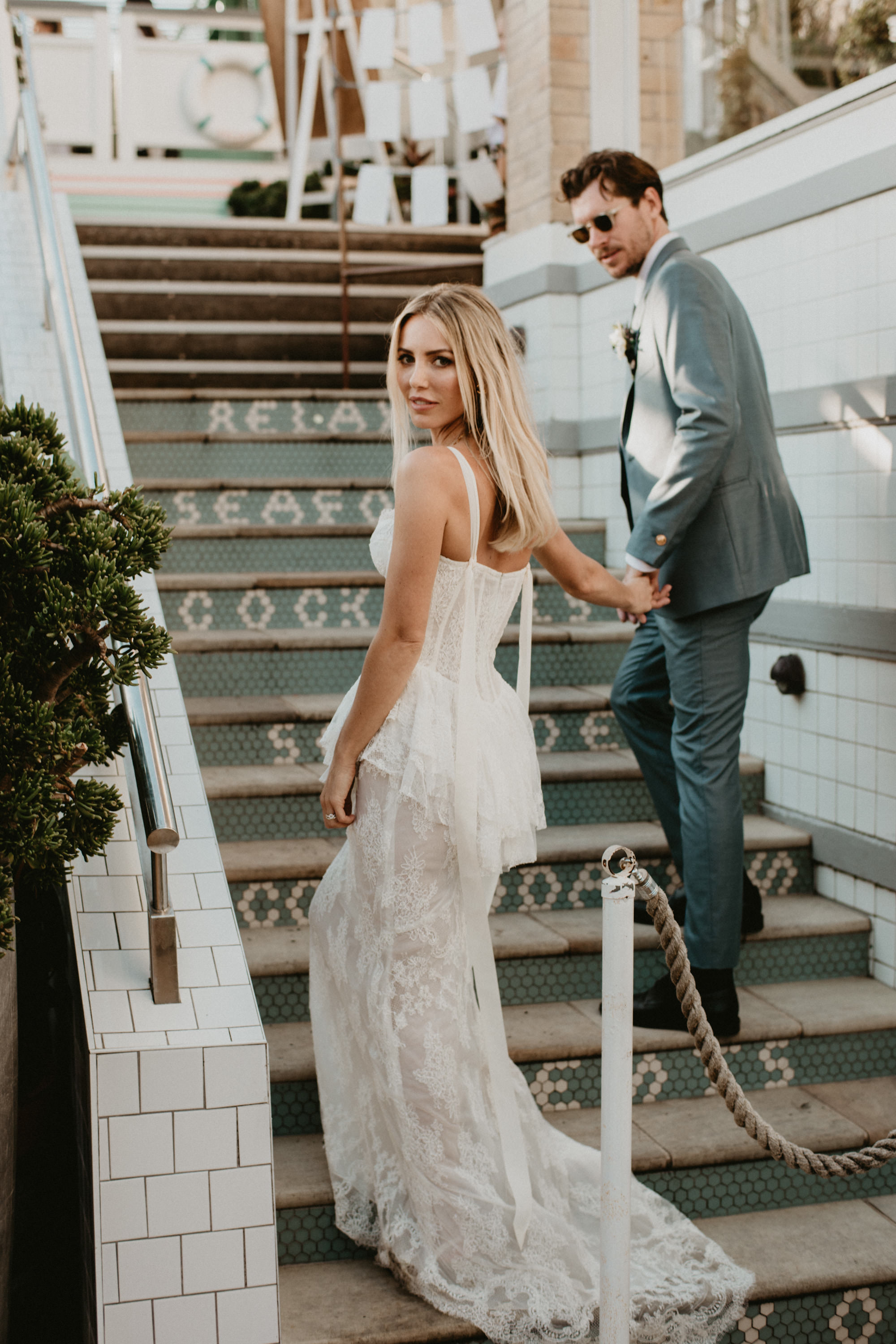 Stone Cold Fox Designer Cydney Morris Shares Her Bridal Beauty Routine