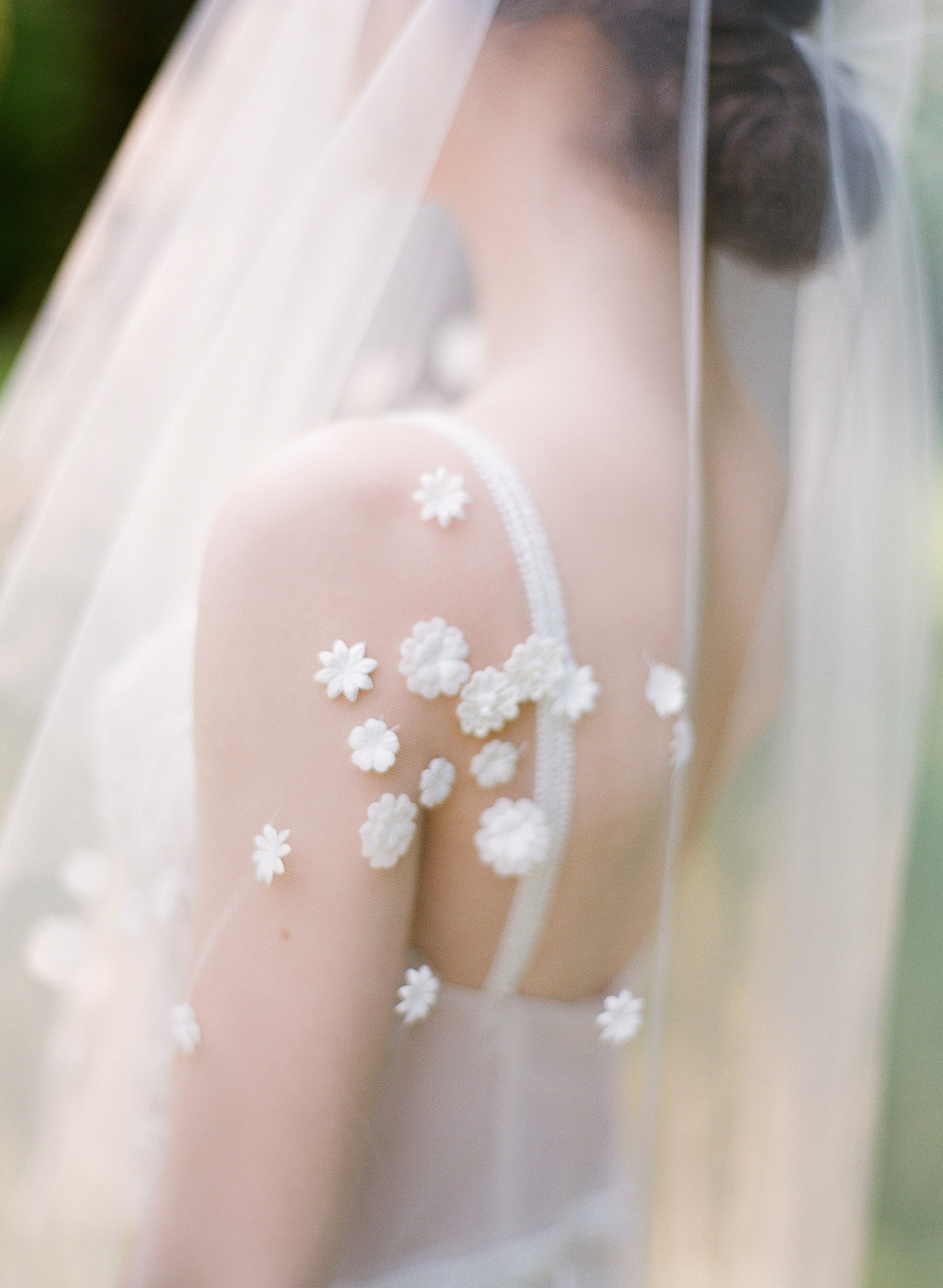 a491c7f7f0fb6 Nontraditional Wedding Veils for the Fashion-Forward Bride | Martha ...