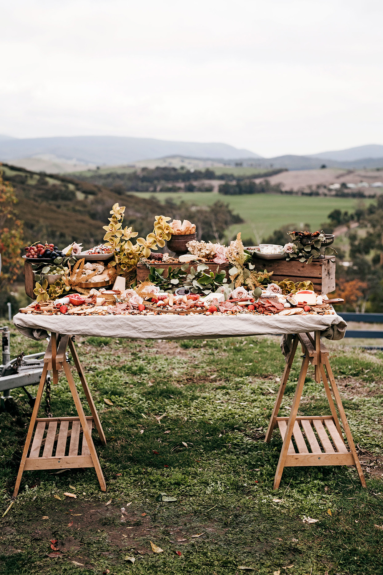 How to Keep Food Safe at Your Outdoor Wedding