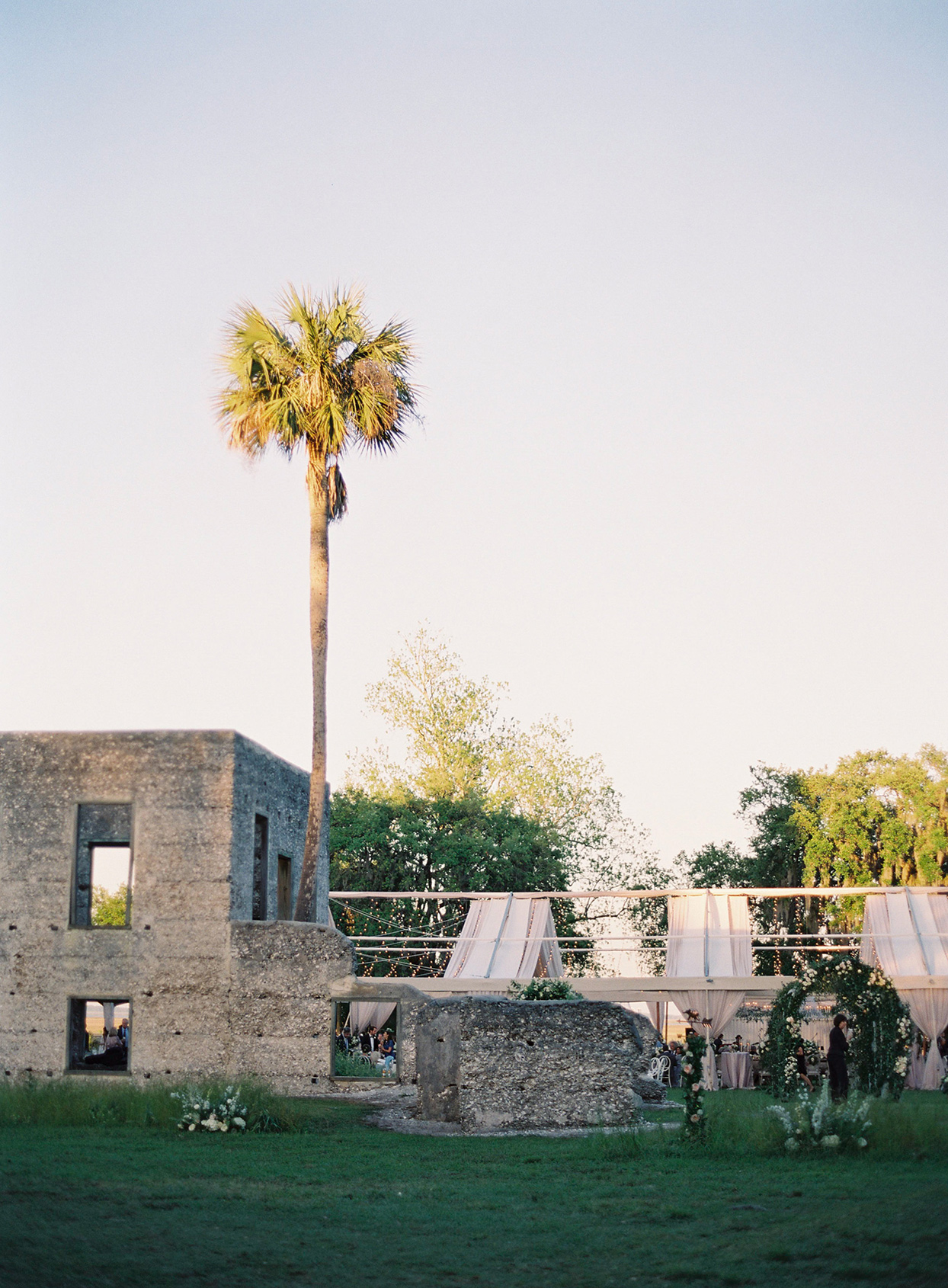 chelsea john wedding venue ruins