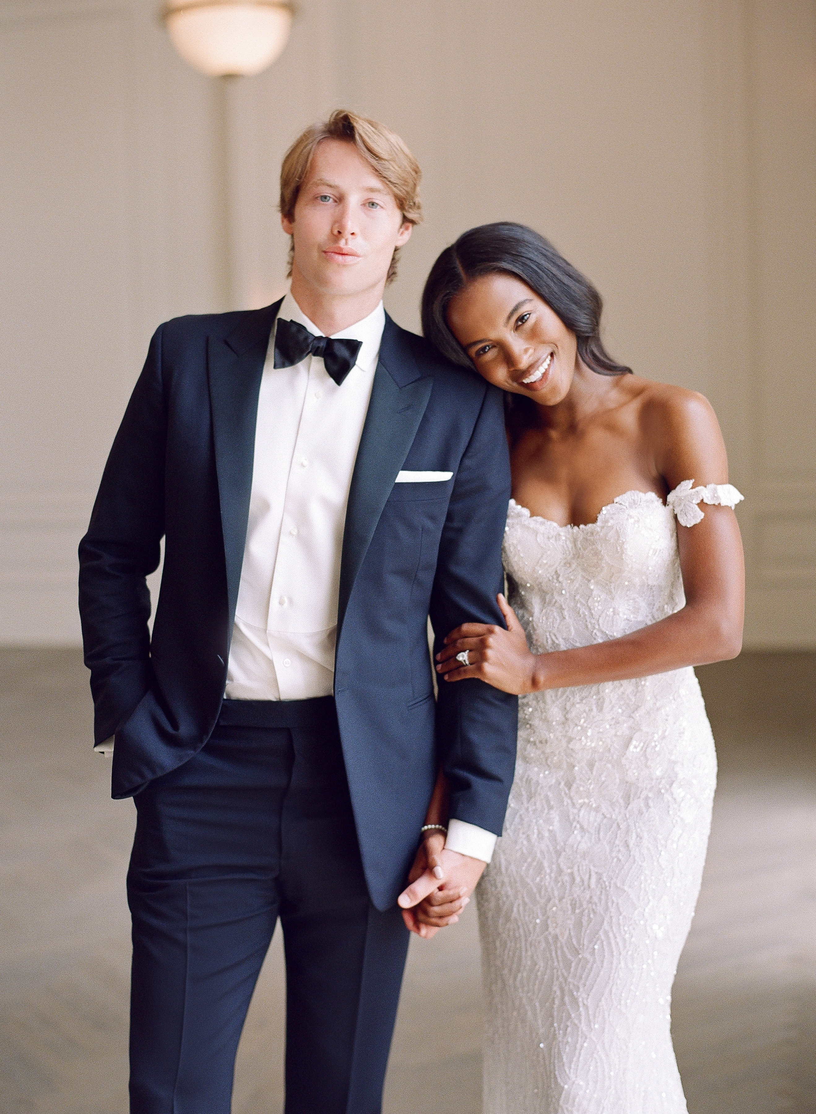 This Couple's Opulent Ballroom Wedding Had Guests Asking,  Are We Even in Dallas?