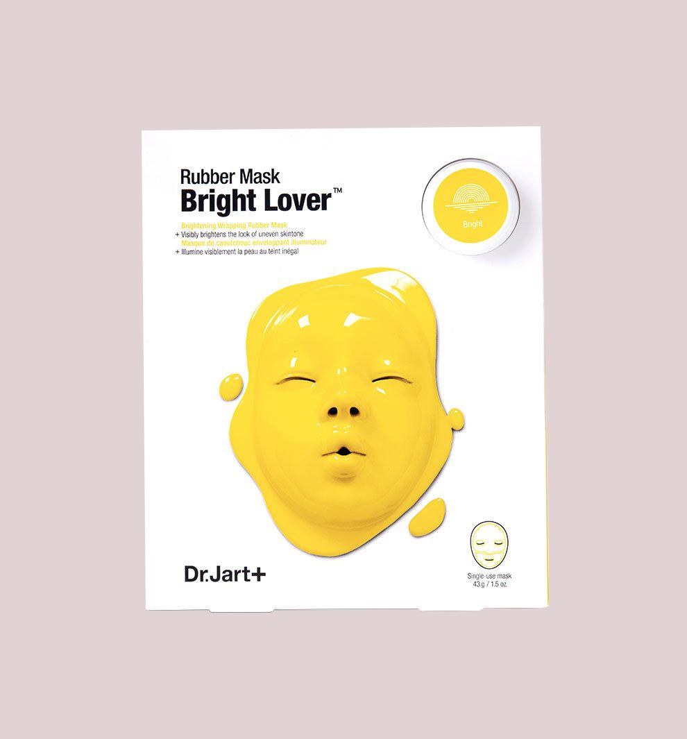"""Dr. Jart """"Bright Lover"""" Rubber Mask"""