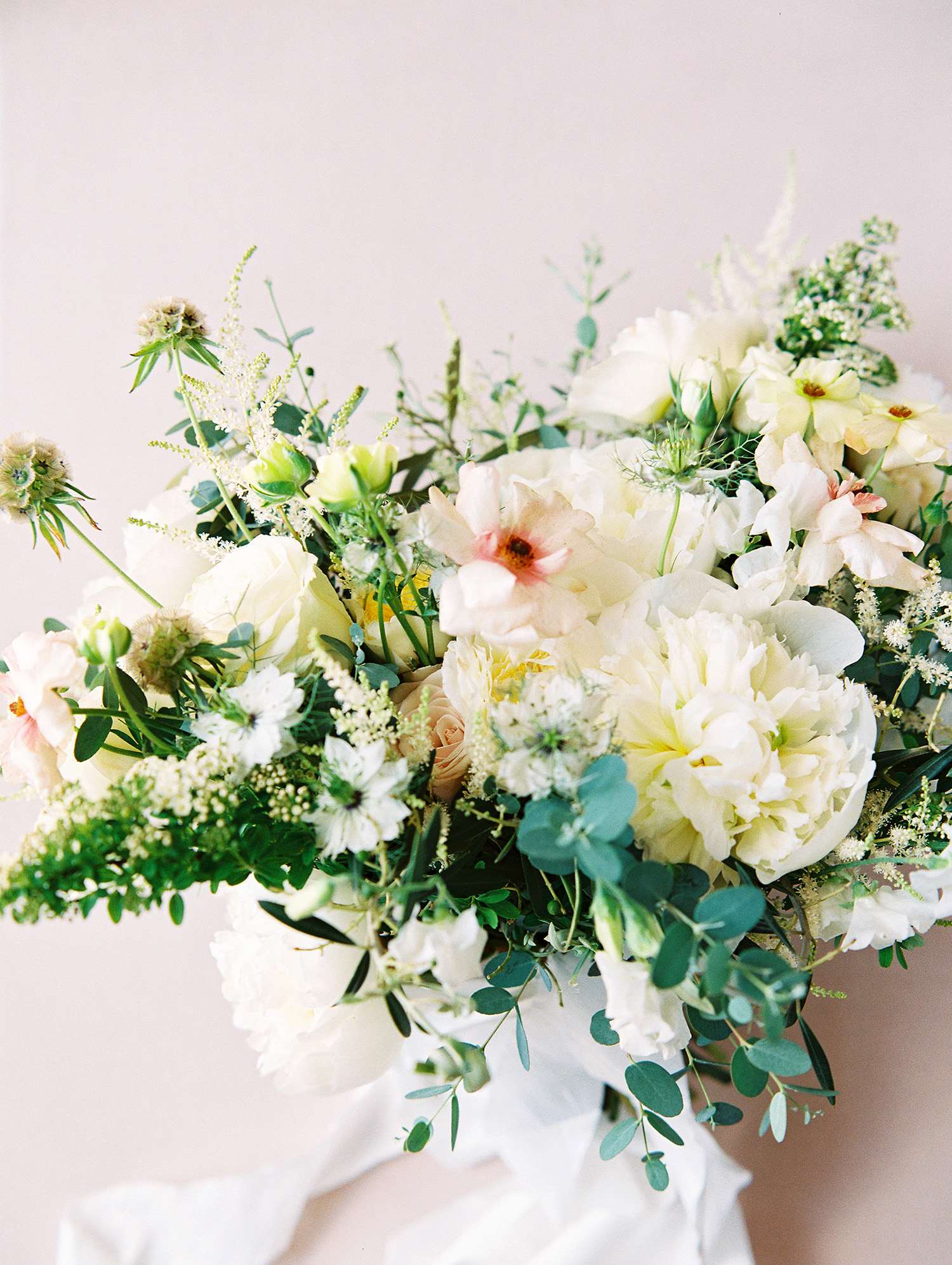 kati erik wedding bouquet flowers